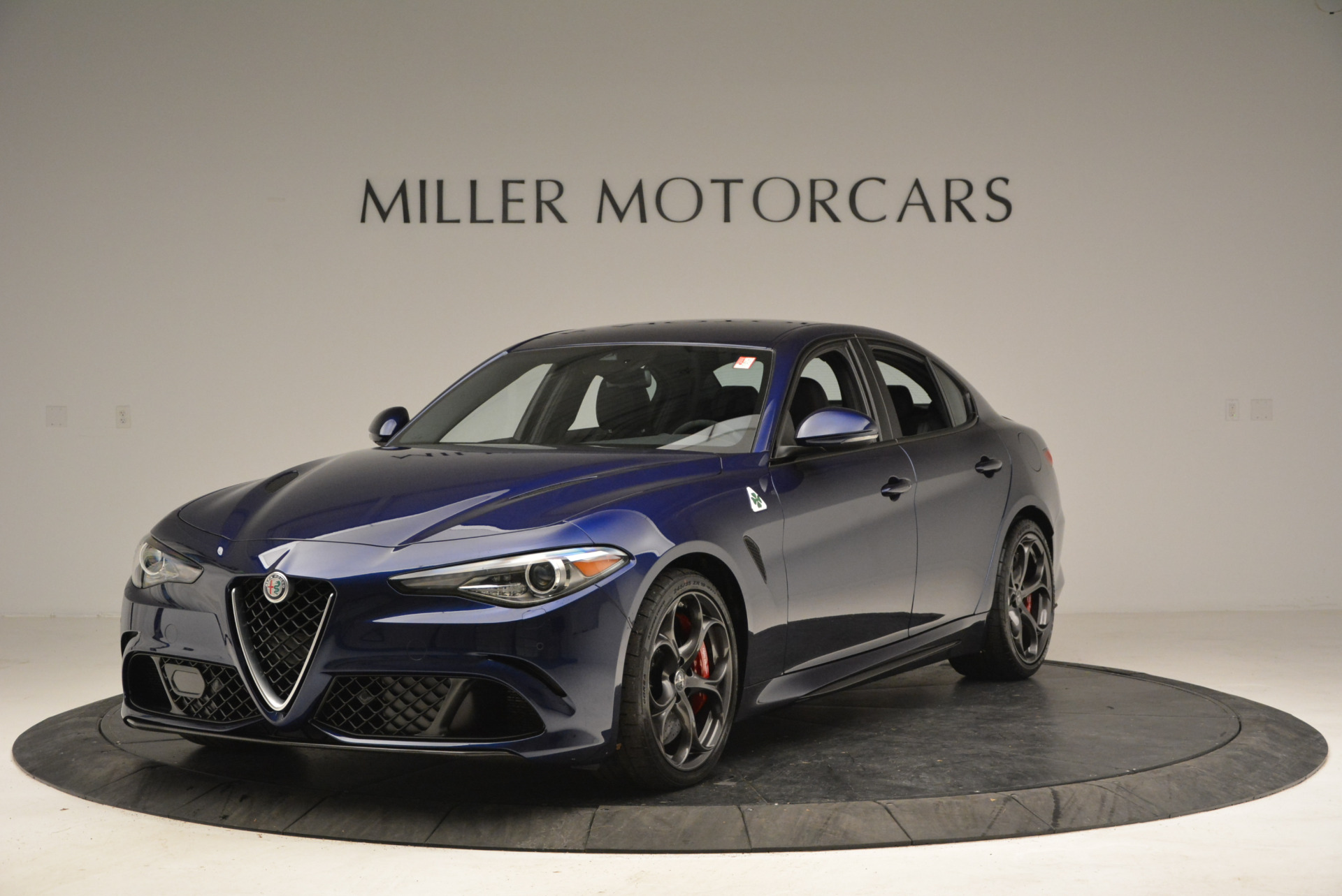 New 2018 Alfa Romeo Giulia Quadrifoglio For Sale In Westport, CT 2007_main