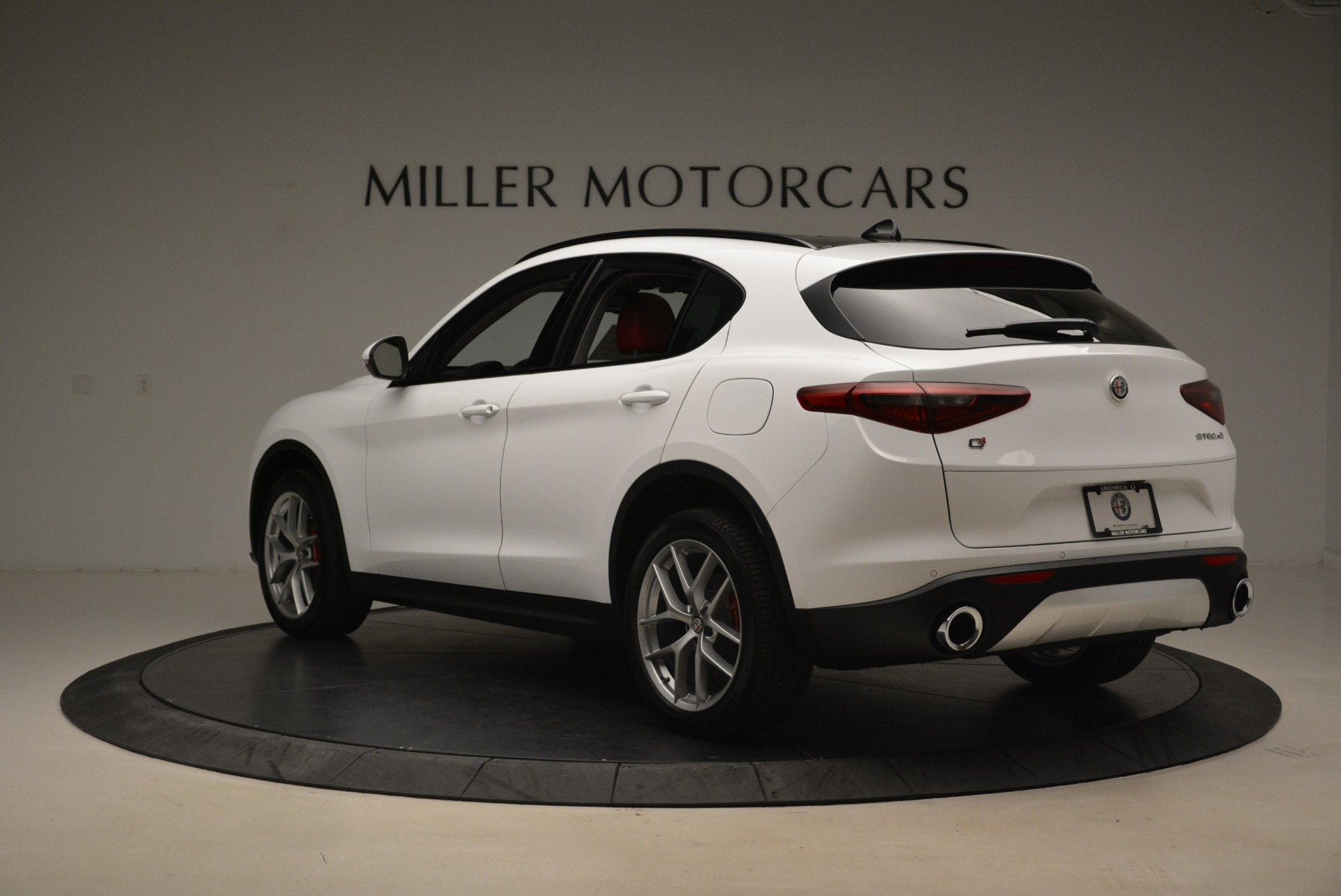 New 2018 Alfa Romeo Stelvio Ti Sport Q4 For Sale In Westport, CT 2008_p5