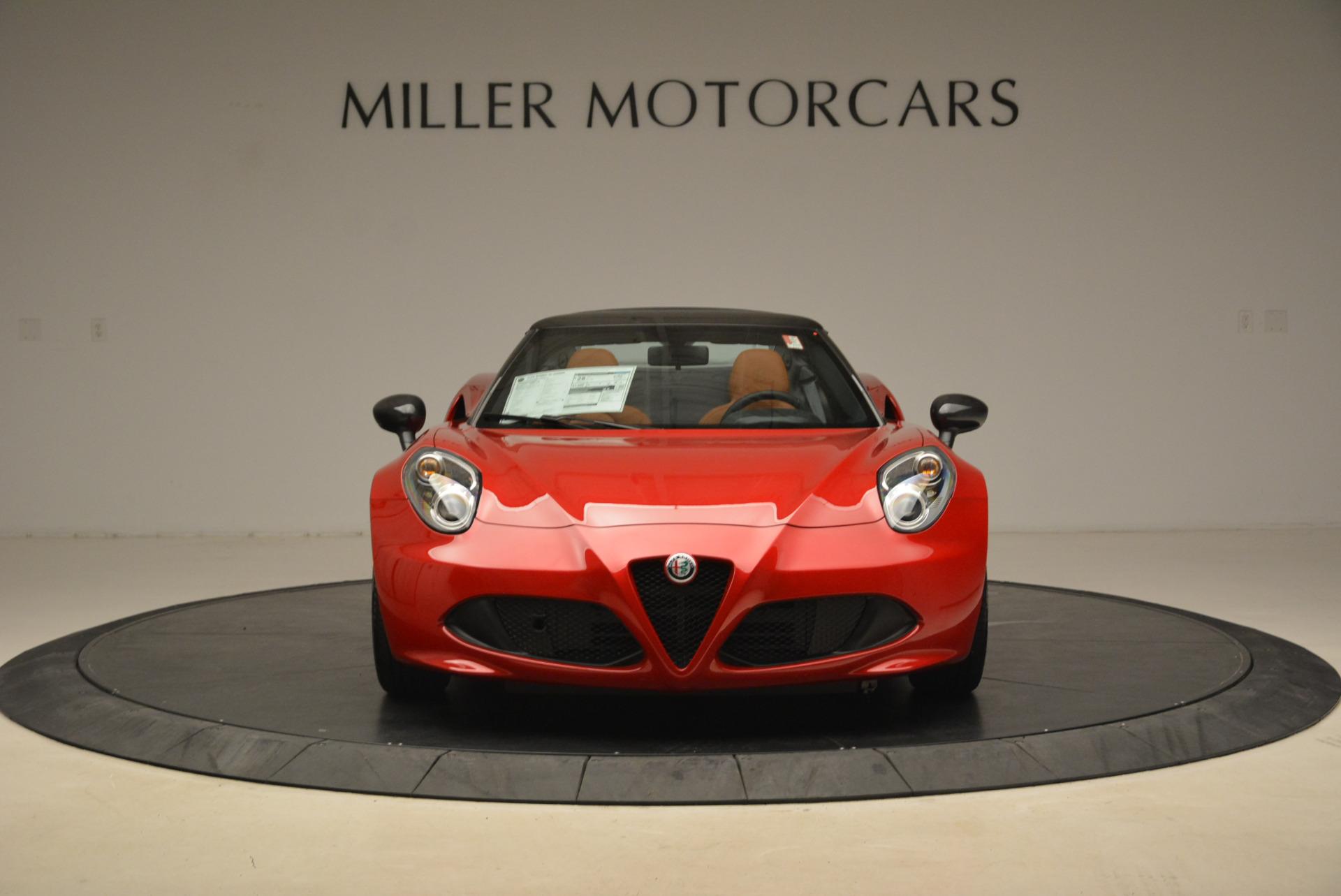 New 2018 Alfa Romeo 4C Spider For Sale In Westport, CT 2010_p18