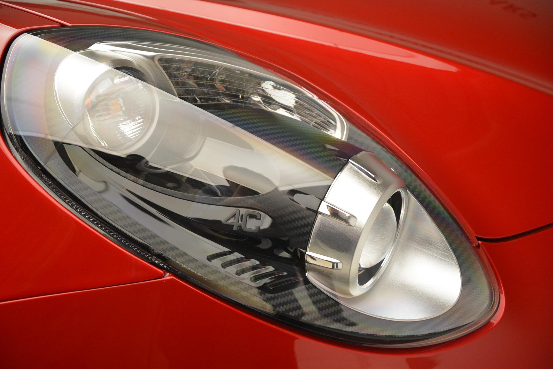 New 2018 Alfa Romeo 4C Spider For Sale In Westport, CT 2010_p26