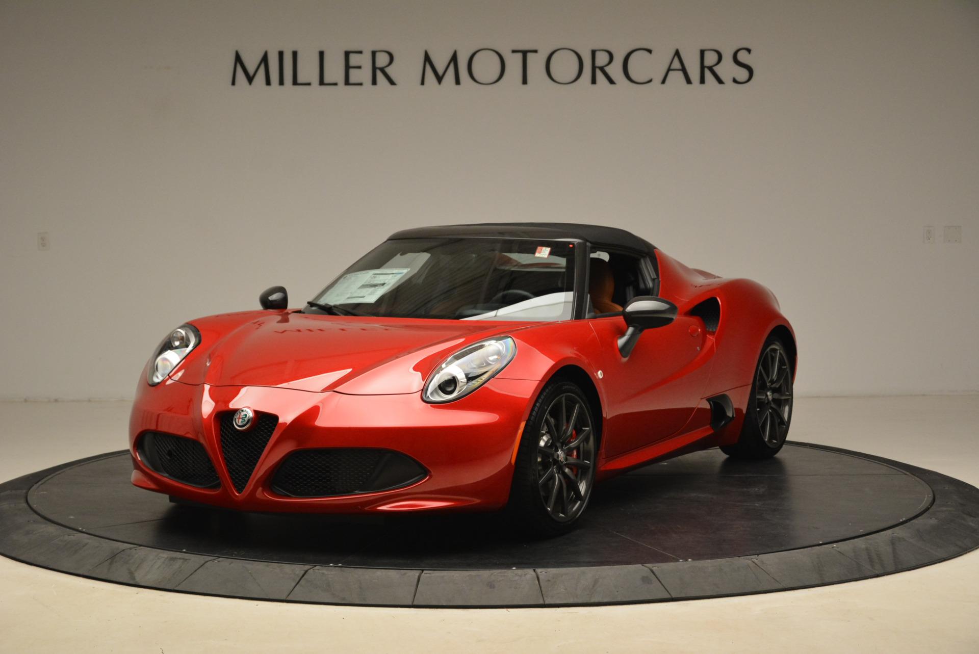 New 2018 Alfa Romeo 4C Spider For Sale In Westport, CT 2010_p2