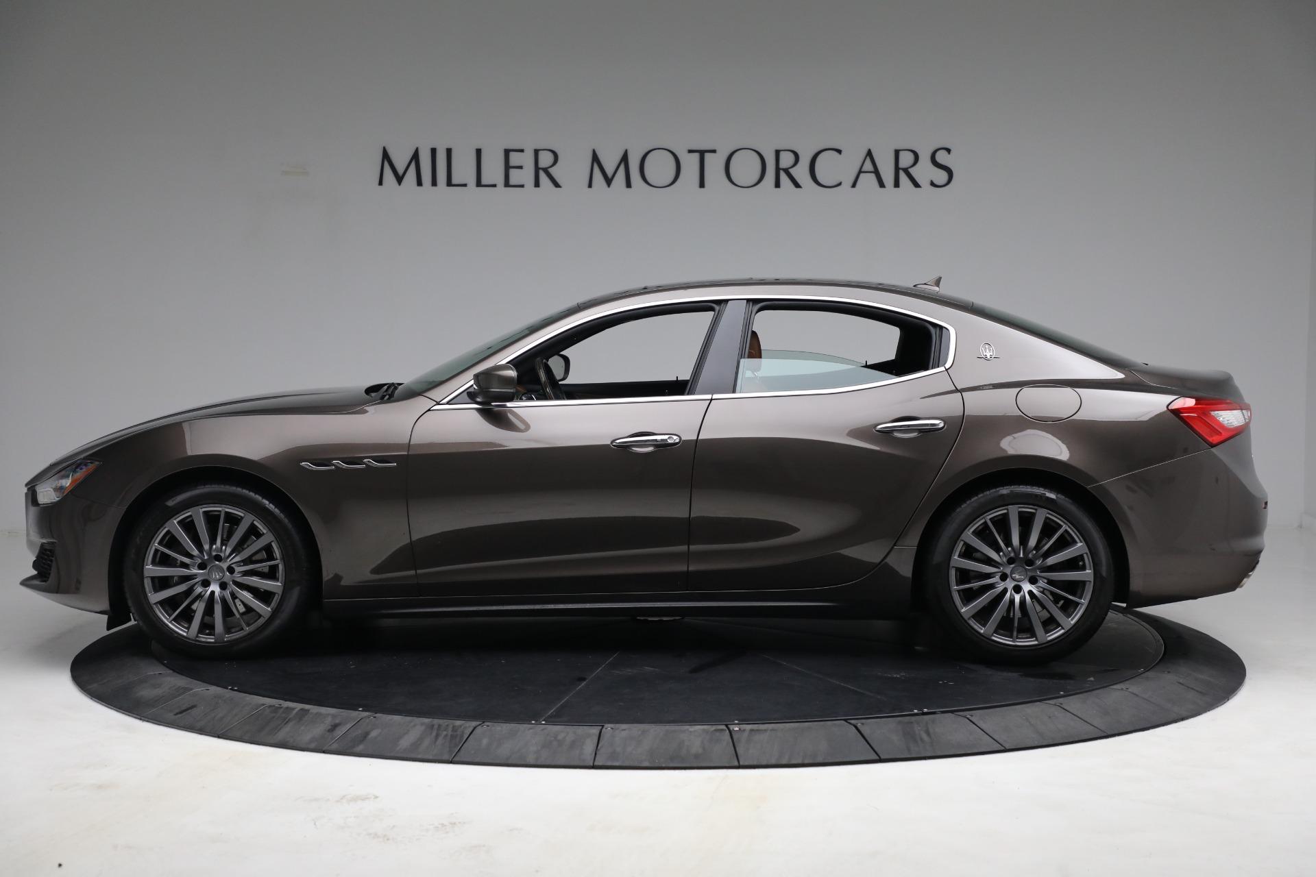 New 2018 Maserati Ghibli S Q4 For Sale In Westport, CT 2011_p2