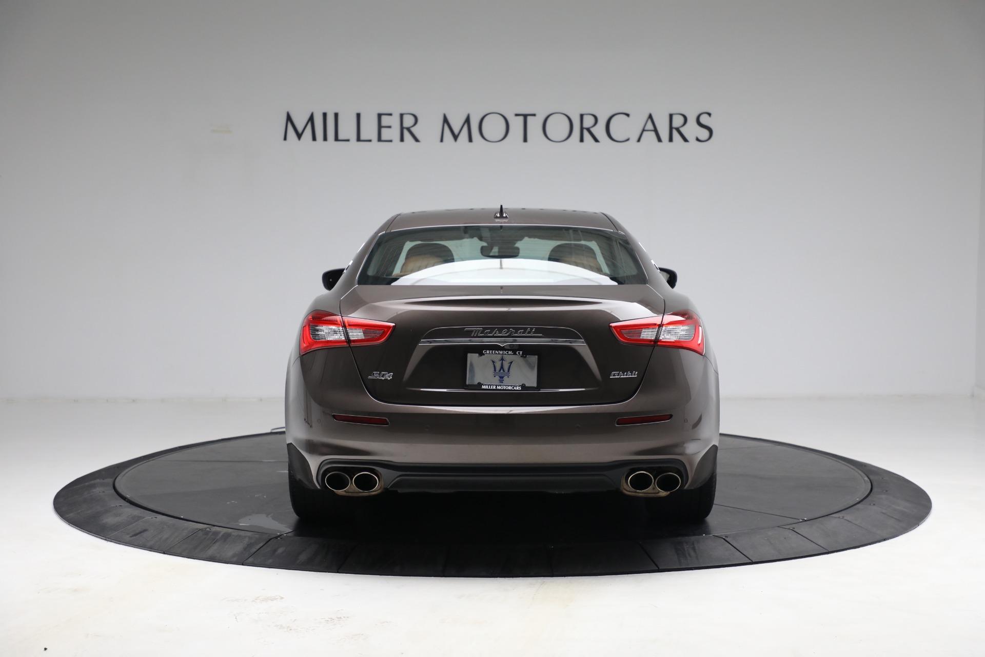 New 2018 Maserati Ghibli S Q4 For Sale In Westport, CT 2011_p3