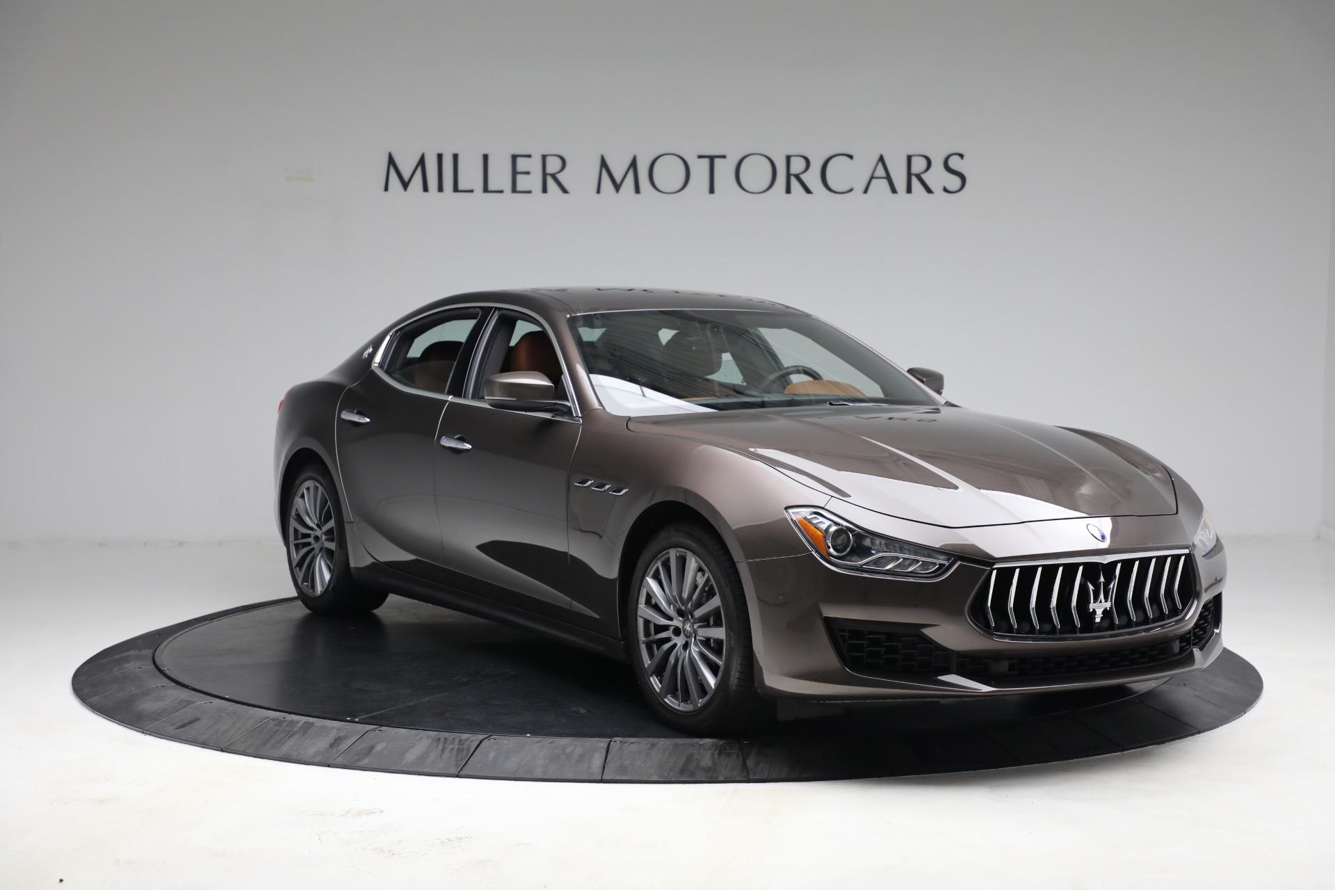 New 2018 Maserati Ghibli S Q4 For Sale In Westport, CT 2011_p6
