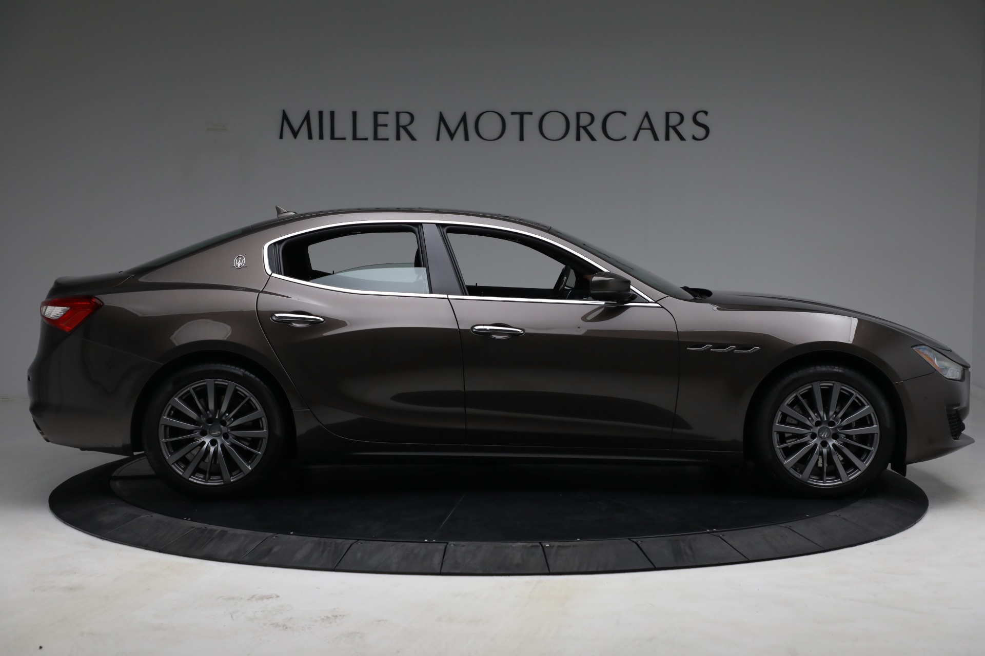 New 2018 Maserati Ghibli S Q4 For Sale In Westport, CT 2011_p7
