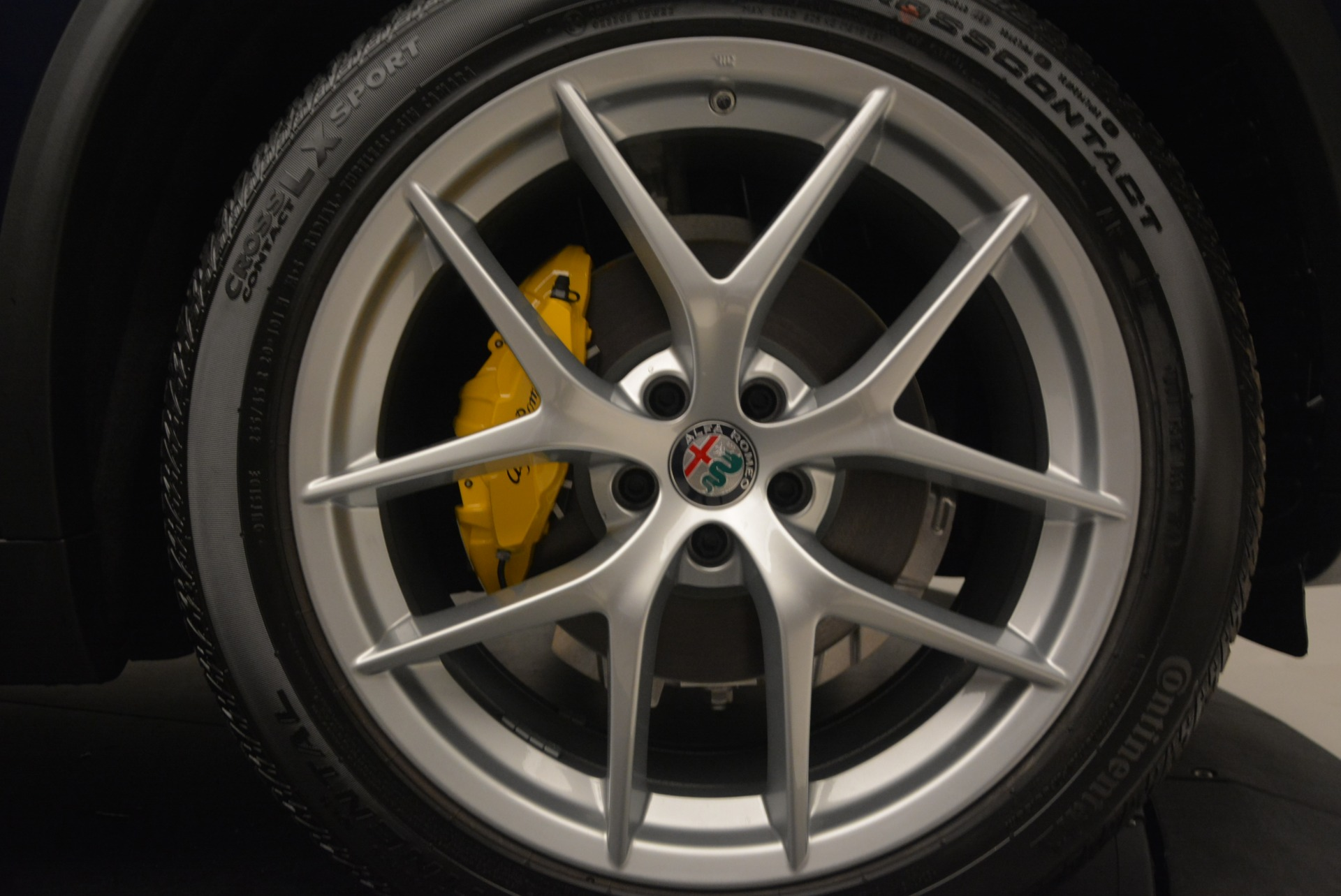 New 2018 Alfa Romeo Stelvio Ti Sport Q4 For Sale In Westport, CT 2012_p13