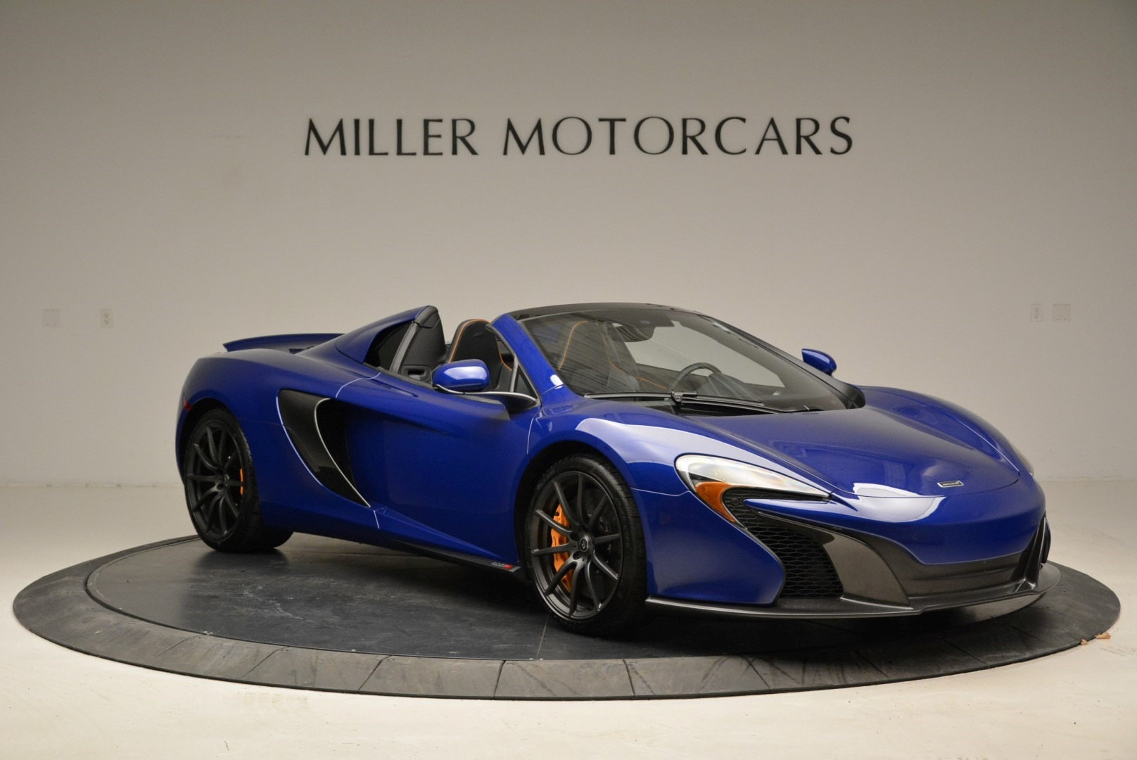 Used 2016 McLaren 650S Spider For Sale In Westport, CT 2013_p10