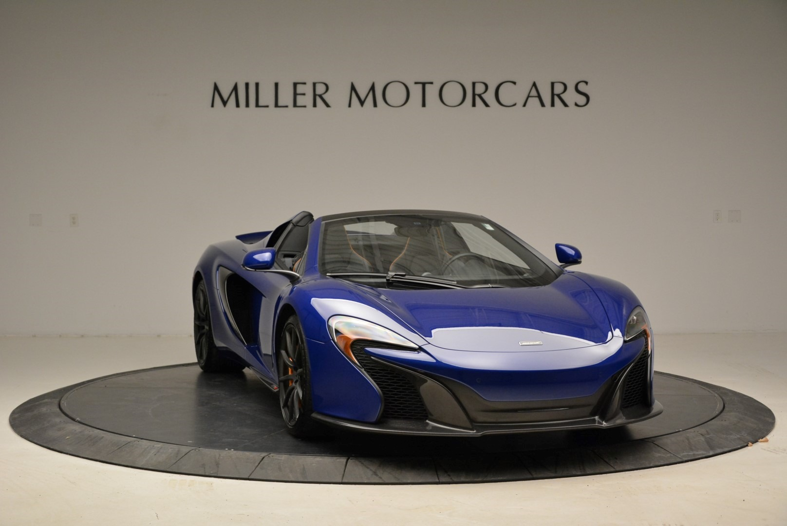 Used 2016 McLaren 650S Spider For Sale In Westport, CT 2013_p11