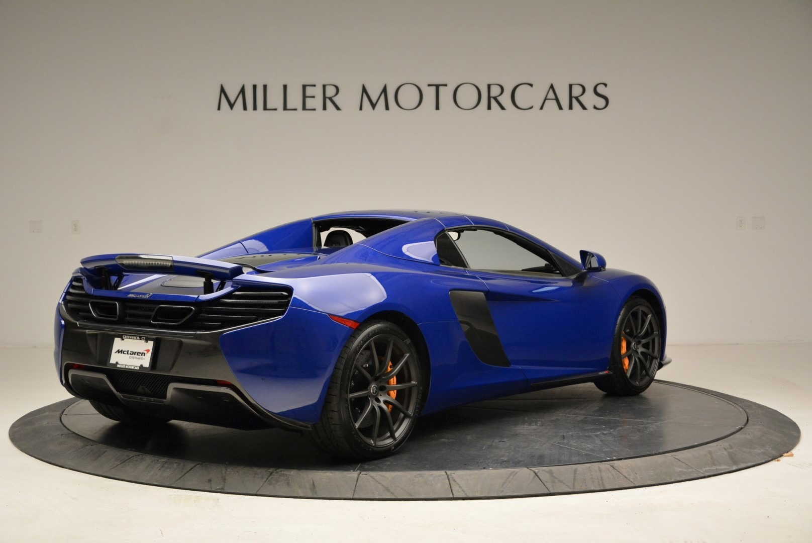 Used 2016 McLaren 650S Spider For Sale In Westport, CT 2013_p19