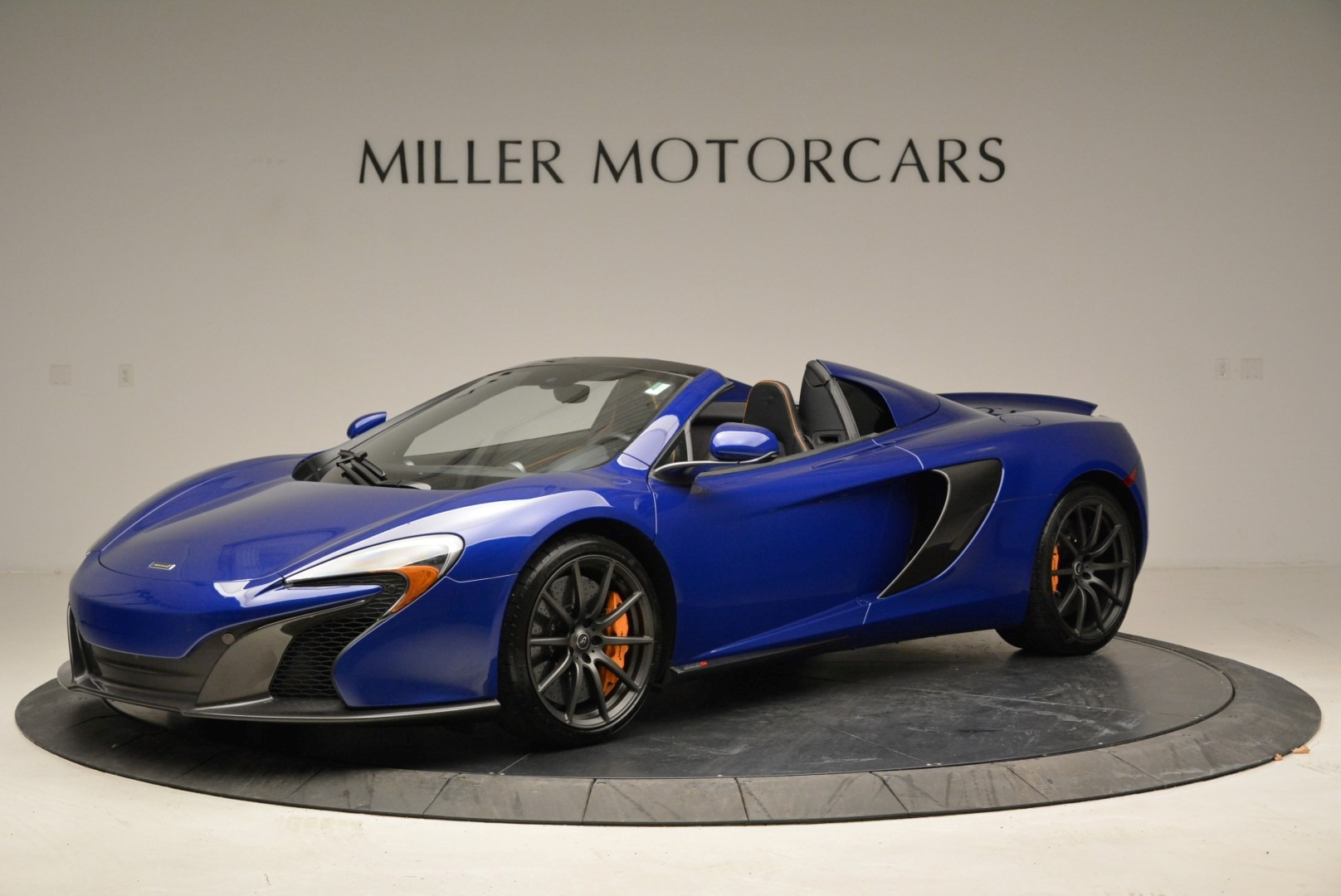 Used 2016 McLaren 650S Spider For Sale In Westport, CT 2013_p2