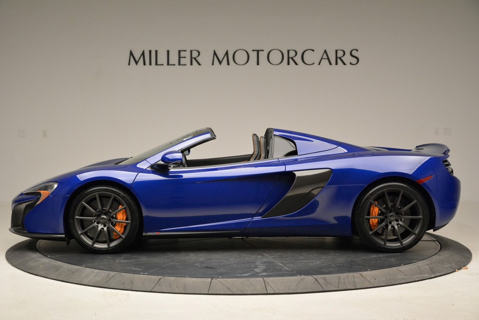 Used 2016 McLaren 650S Spider For Sale In Westport, CT 2013_p3