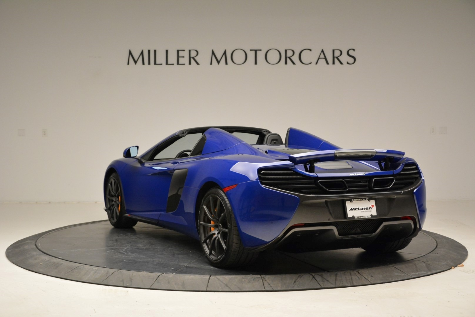 Used 2016 McLaren 650S Spider For Sale In Westport, CT 2013_p5