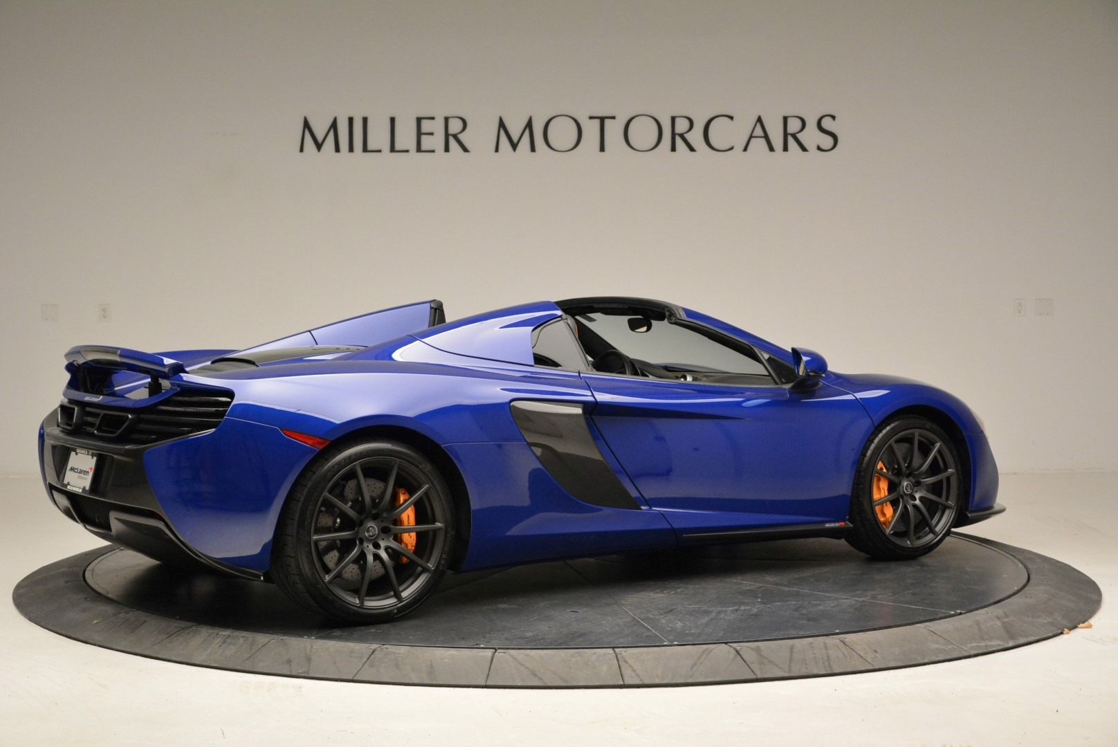 Used 2016 McLaren 650S Spider For Sale In Westport, CT 2013_p8