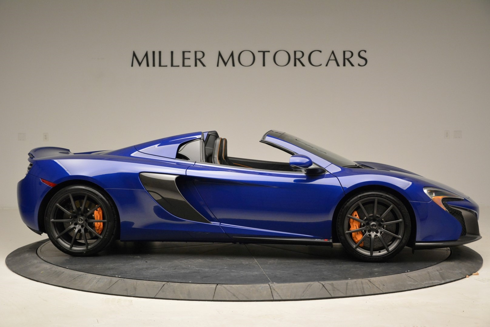 Used 2016 McLaren 650S Spider For Sale In Westport, CT 2013_p9