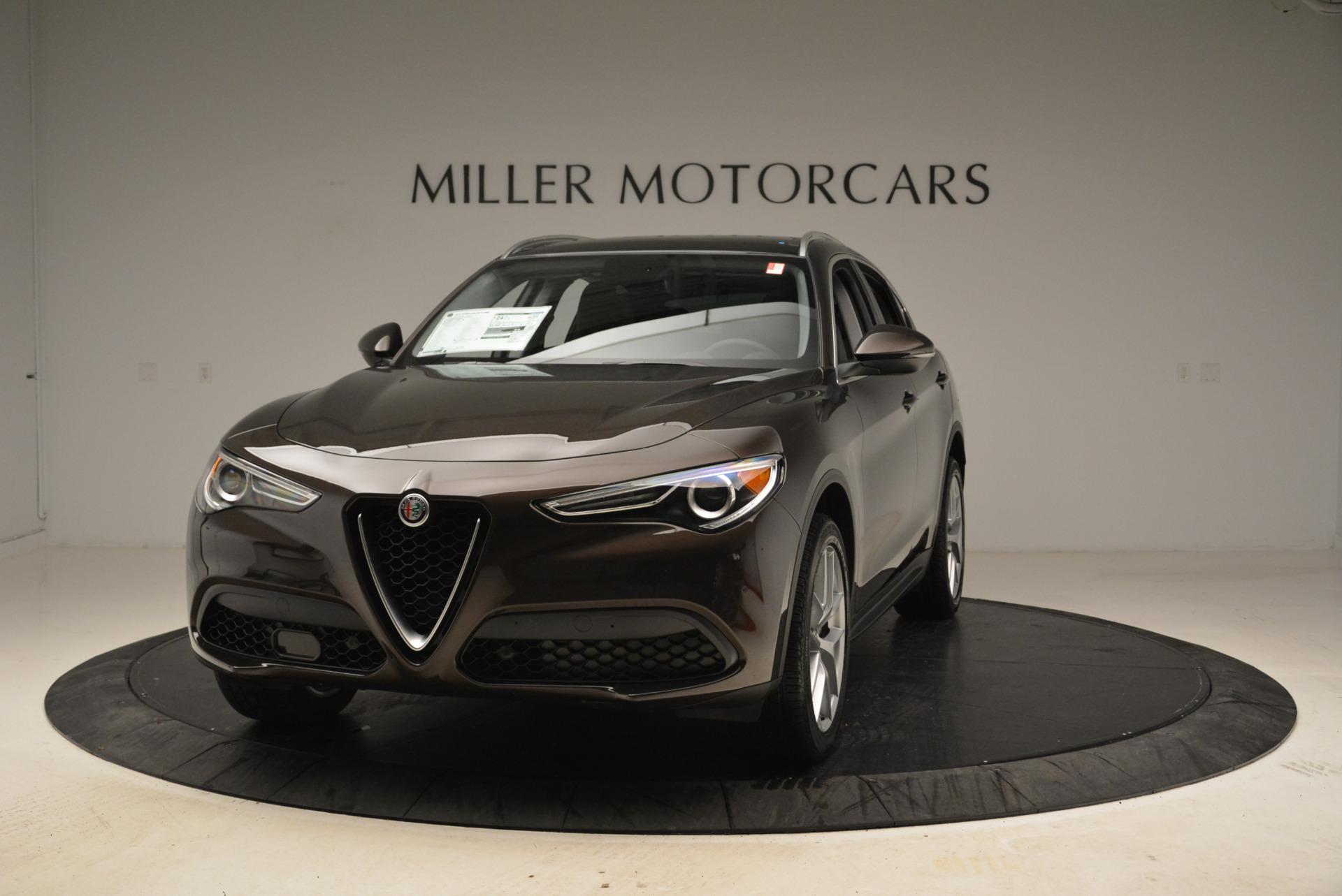 New 2018 Alfa Romeo Stelvio Ti Q4 For Sale In Westport, CT 2014_main