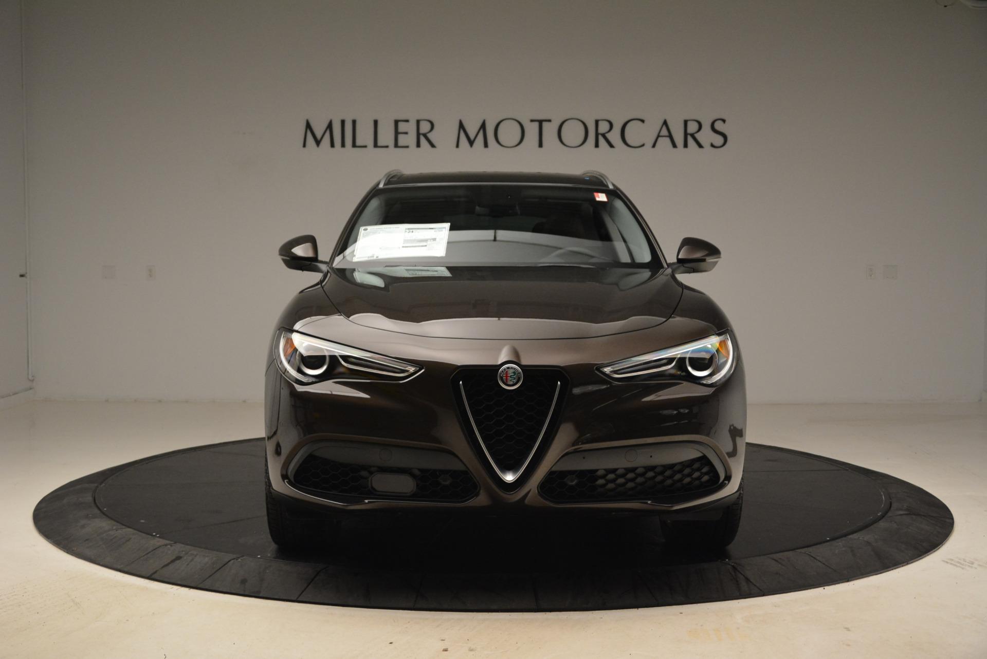 New 2018 Alfa Romeo Stelvio Ti Q4 For Sale In Westport, CT 2014_p12
