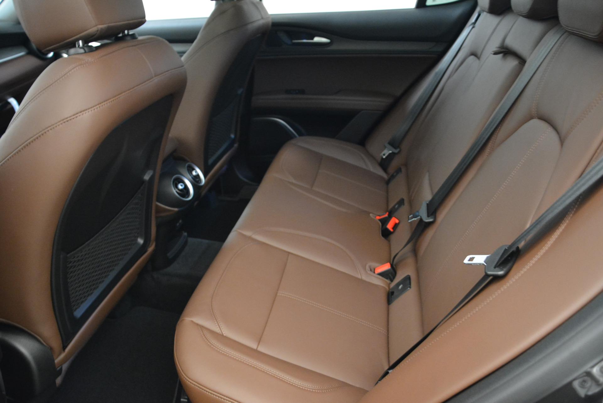 New 2018 Alfa Romeo Stelvio Ti Q4 For Sale In Westport, CT 2014_p17