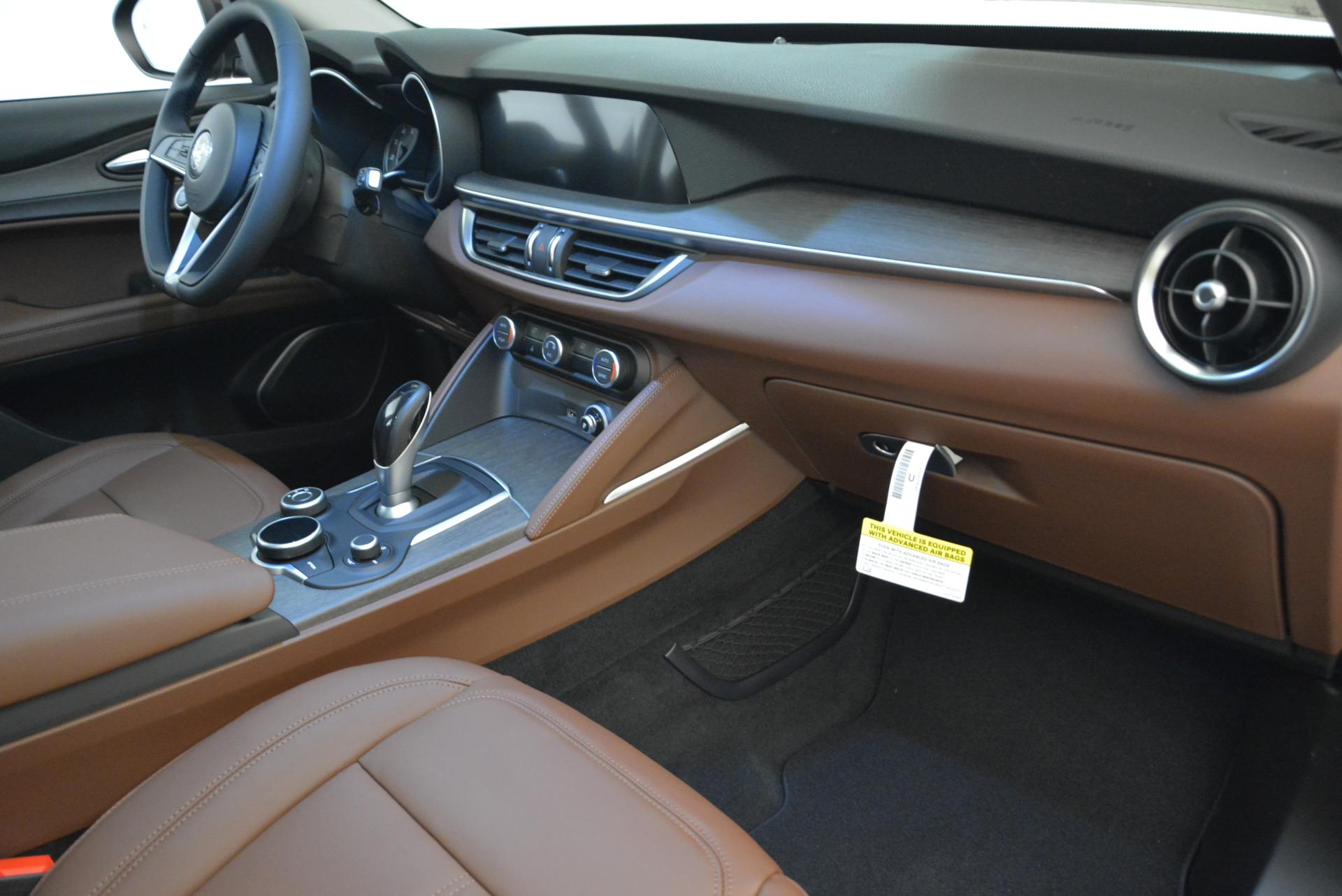 New 2018 Alfa Romeo Stelvio Ti Q4 For Sale In Westport, CT 2014_p19