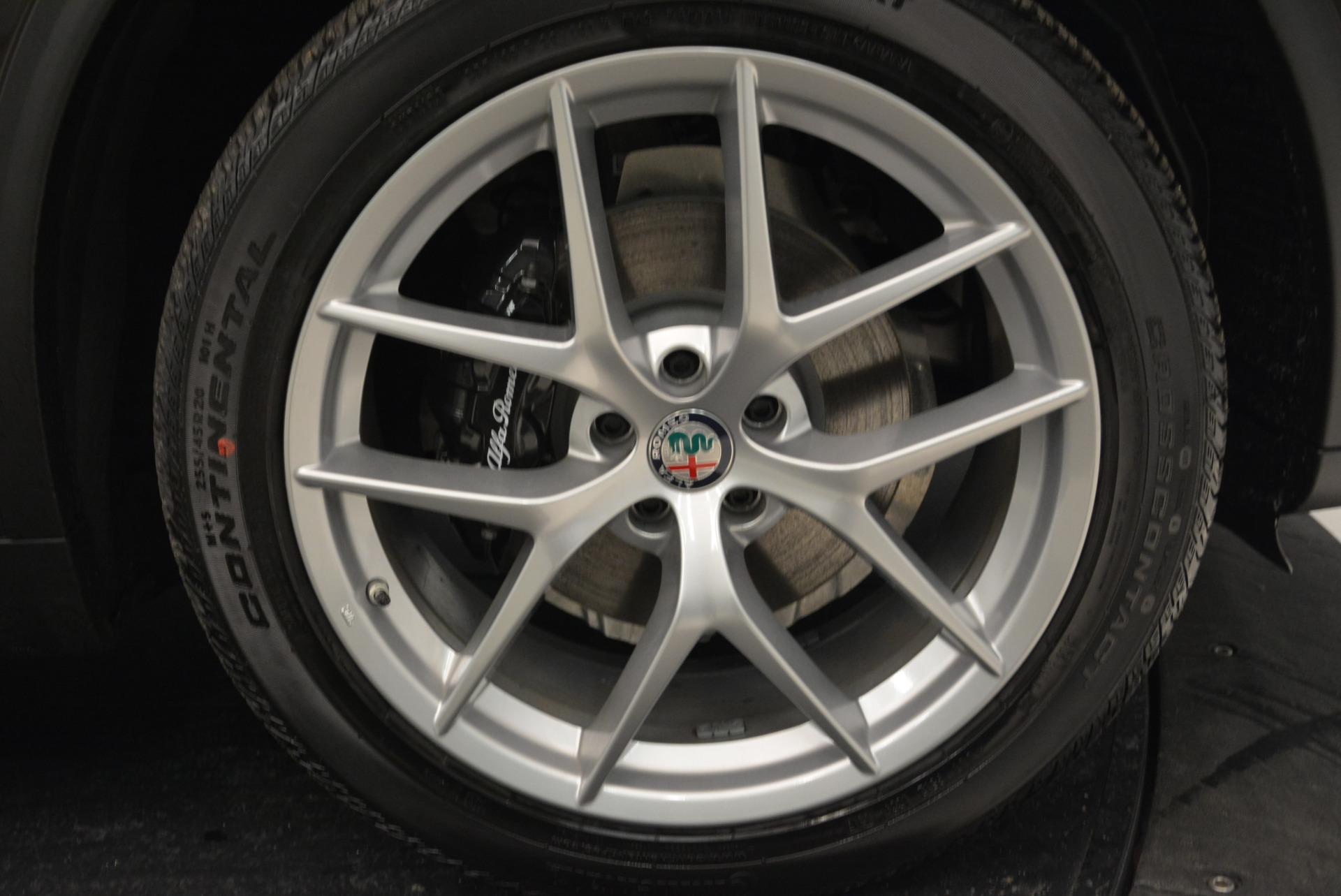 New 2018 Alfa Romeo Stelvio Ti Q4 For Sale In Westport, CT 2014_p25