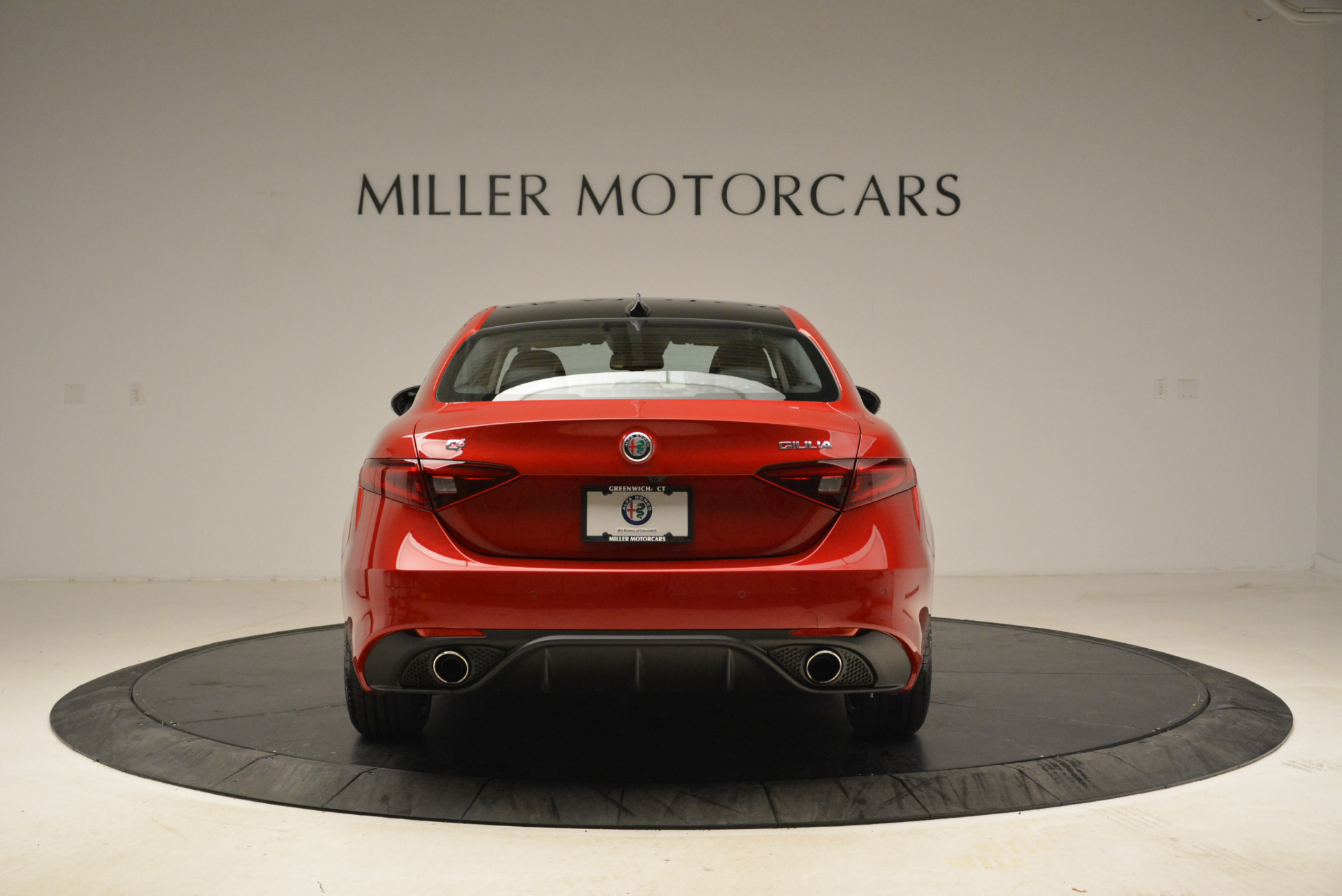 New 2018 Alfa Romeo Giulia Ti Sport Q4 For Sale In Westport, CT 2016_p6