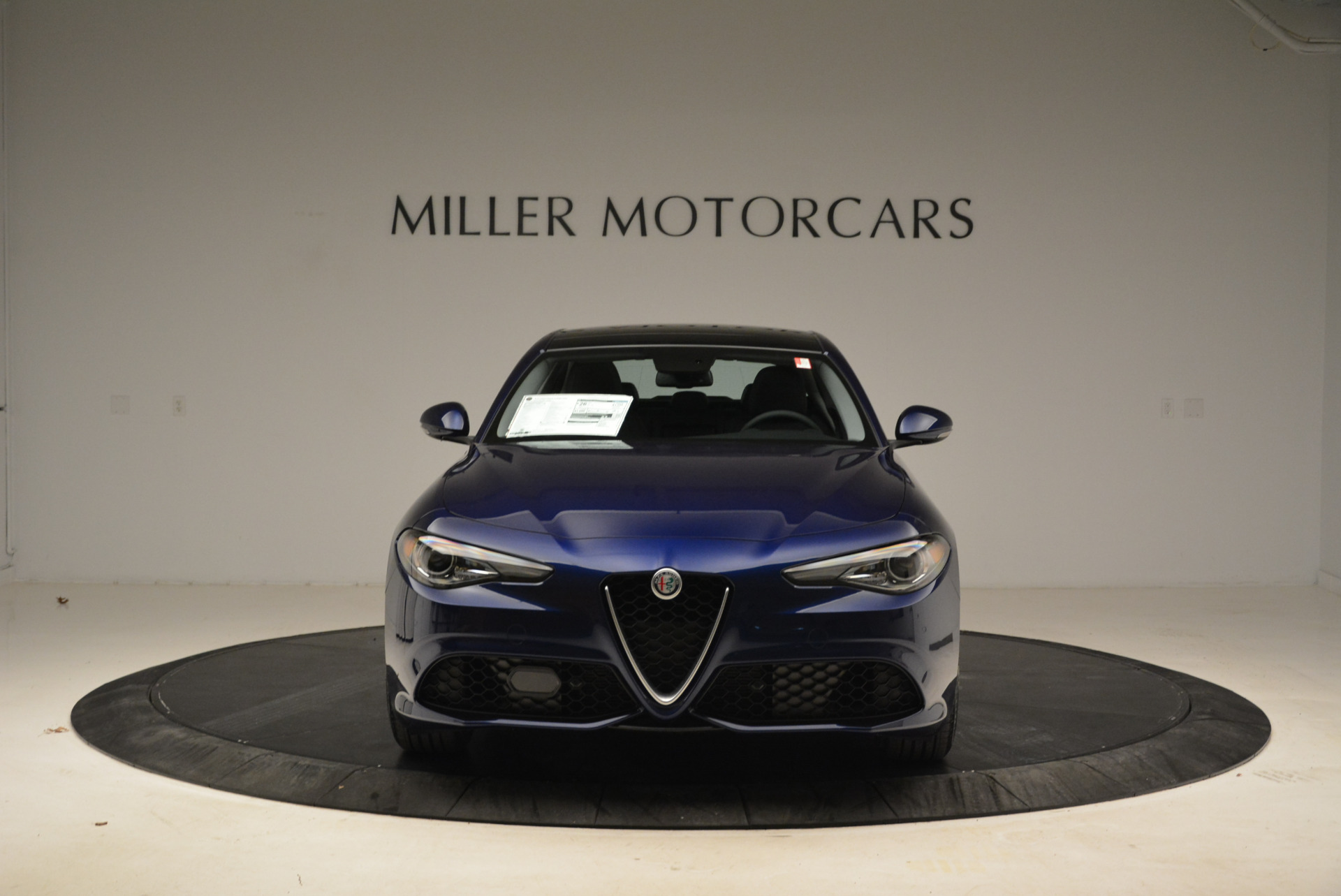 New 2018 Alfa Romeo Giulia Ti Sport Q4 For Sale In Westport, CT 2017_p12