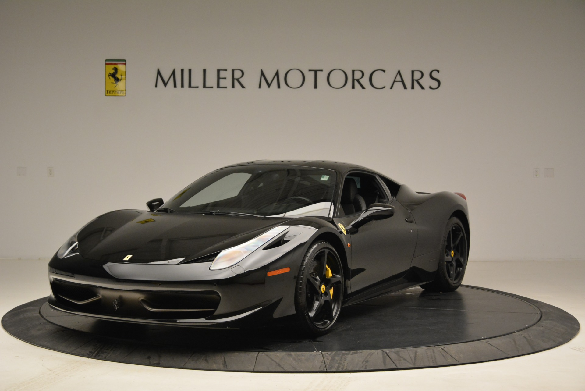 Used 2011 Ferrari 458 Italia  For Sale In Westport, CT