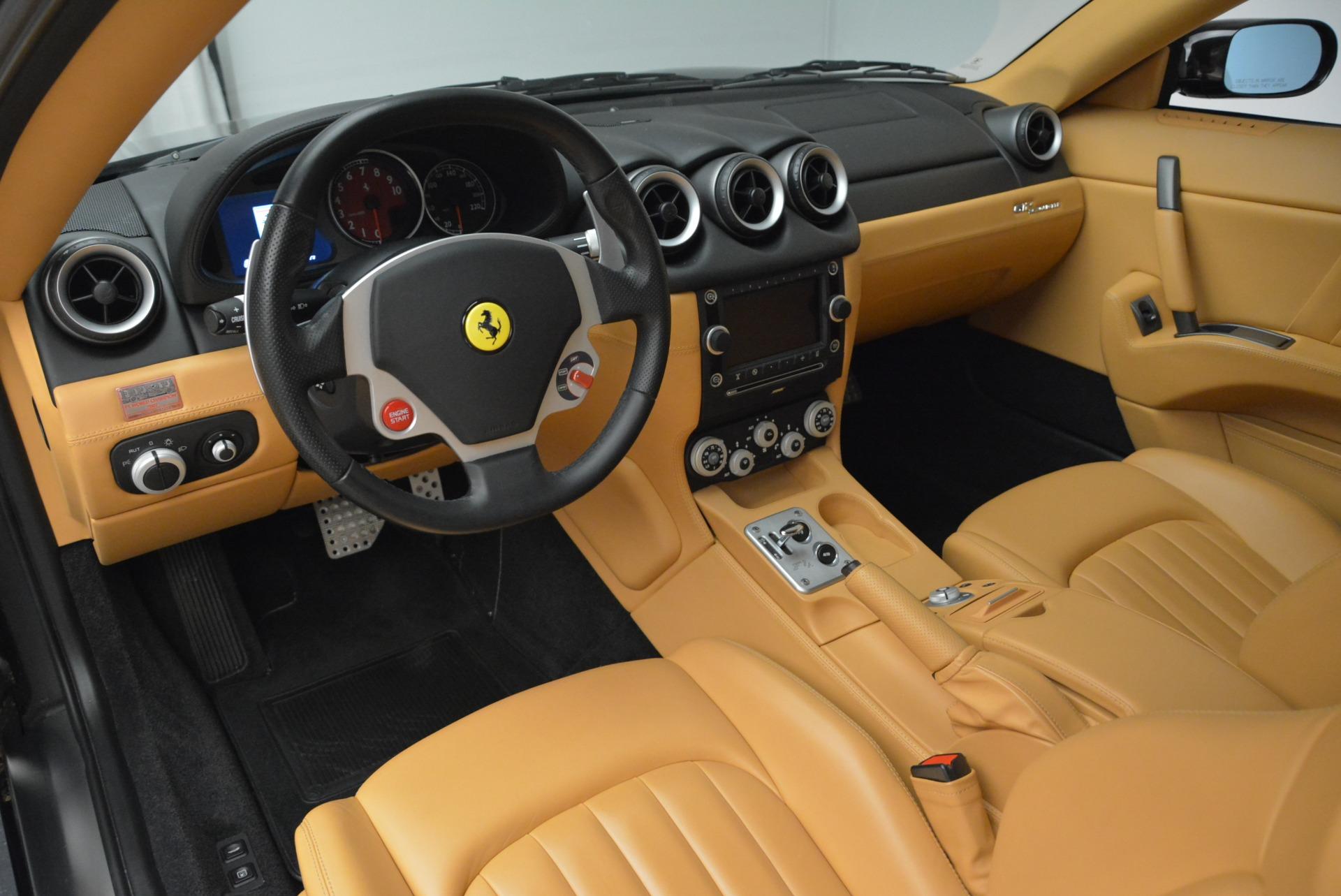 Used 2008 Ferrari 612 Scaglietti OTO For Sale In Westport, CT 2019_p13