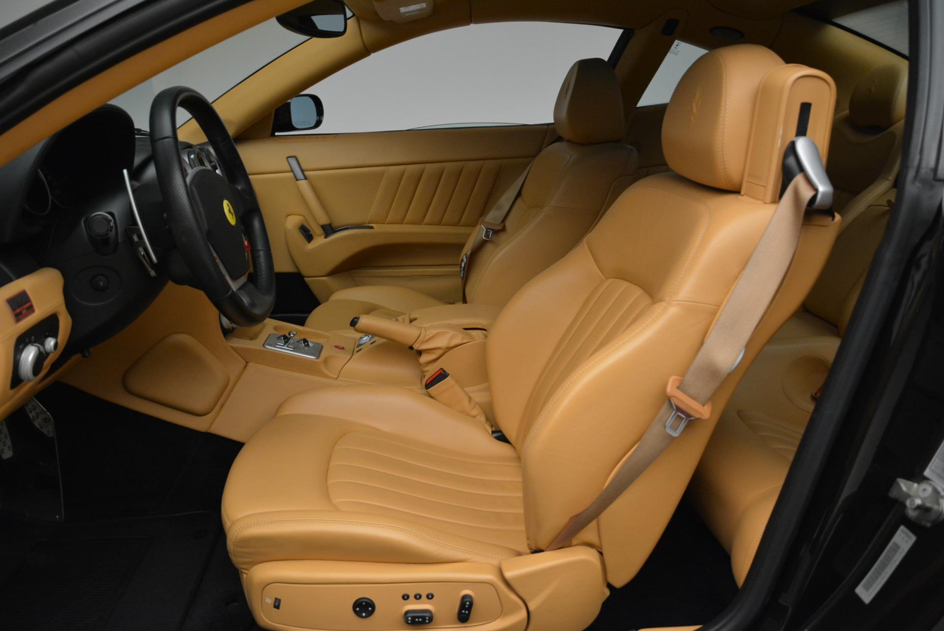 Used 2008 Ferrari 612 Scaglietti OTO For Sale In Westport, CT 2019_p14