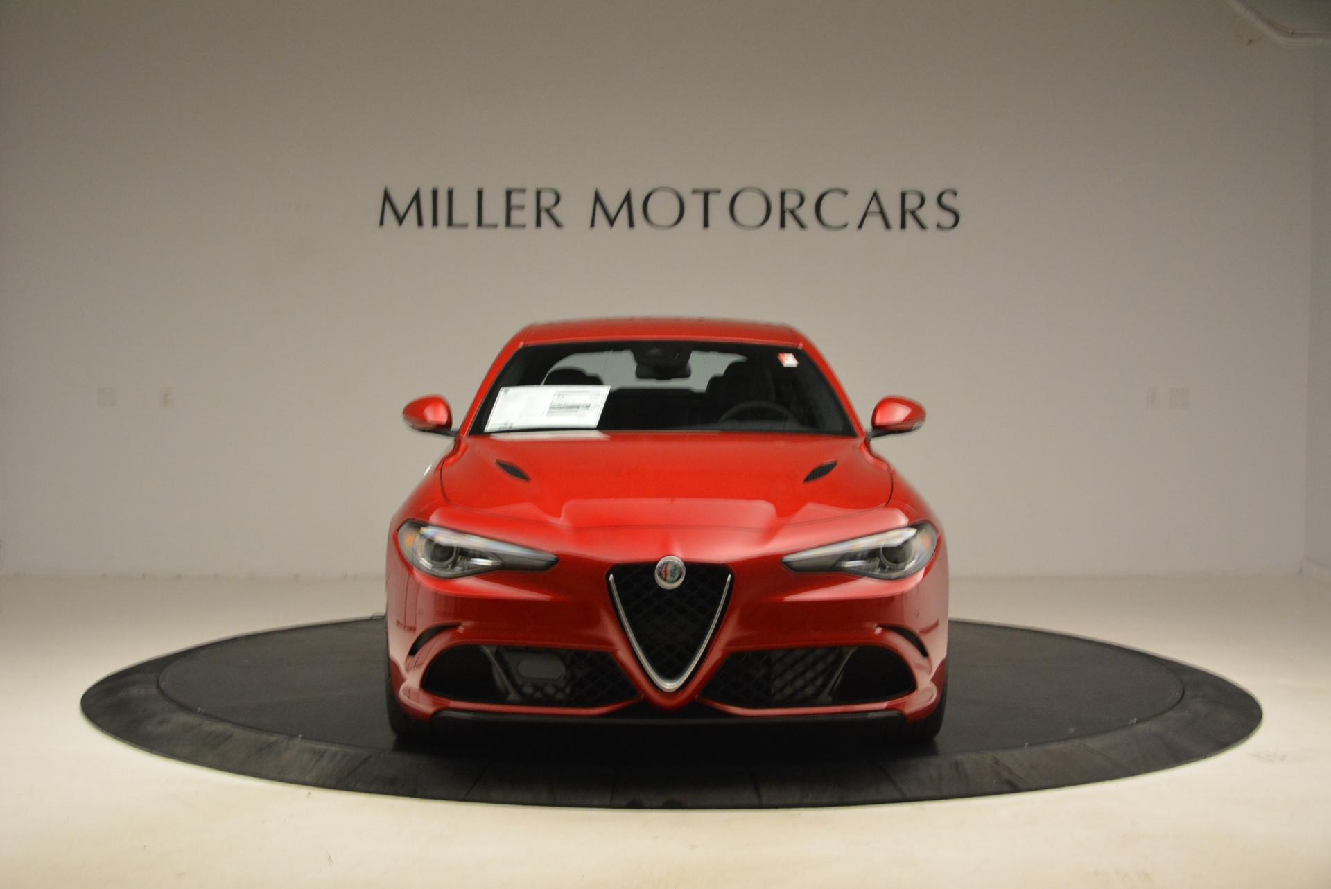 New 2018 Alfa Romeo Giulia Quadrifoglio For Sale In Westport, CT 2020_p12