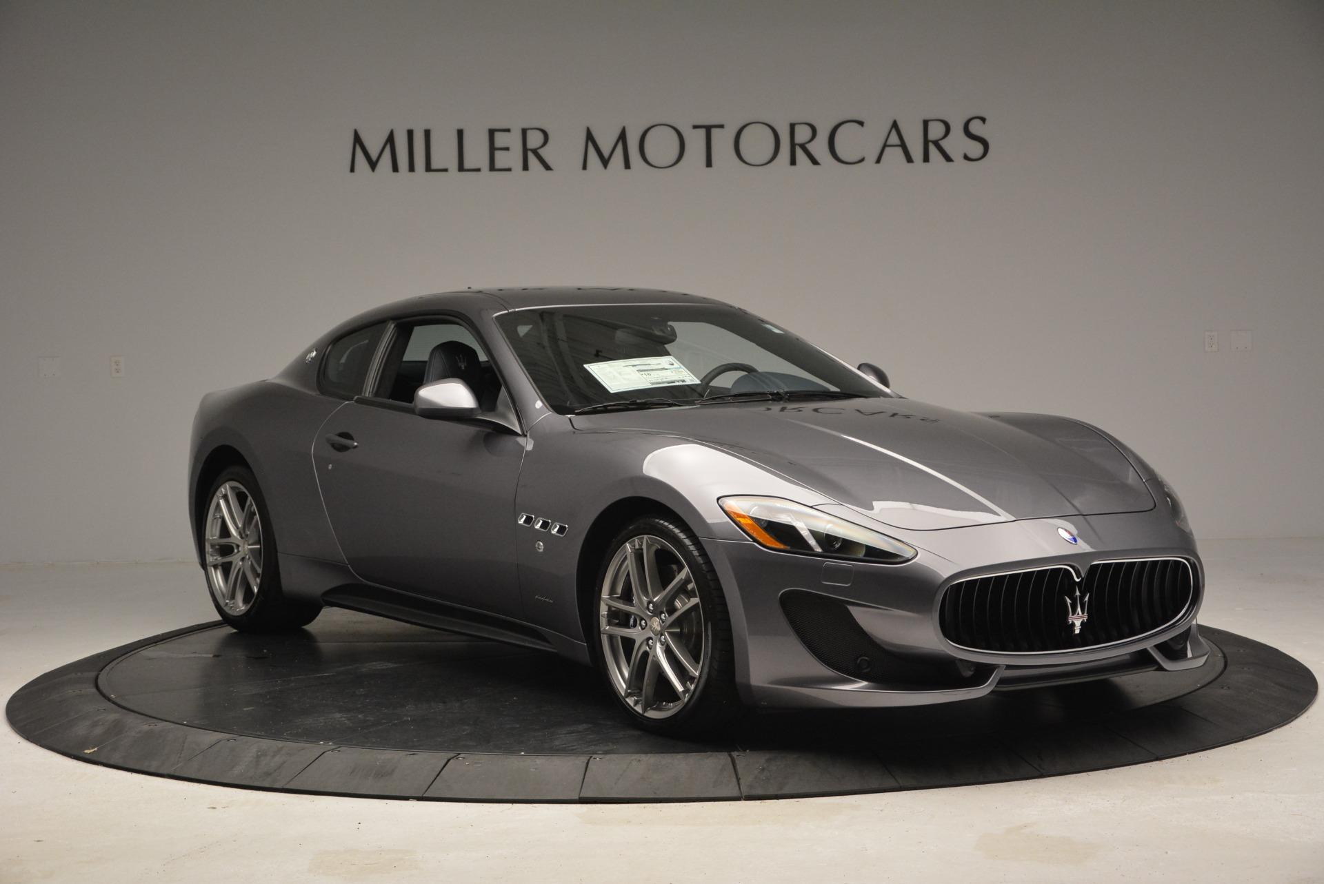 Used 2016 Maserati GranTurismo Sport For Sale In Westport, CT 2021_p12