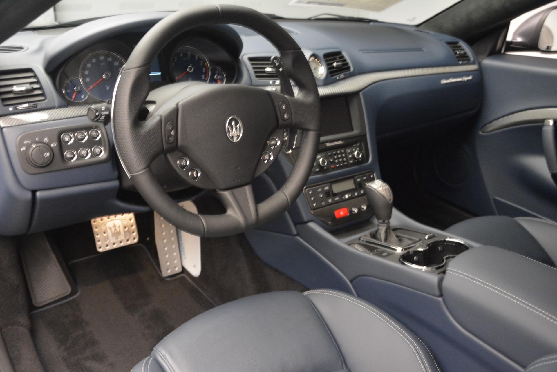 Used 2016 Maserati GranTurismo Sport For Sale In Westport, CT 2021_p14