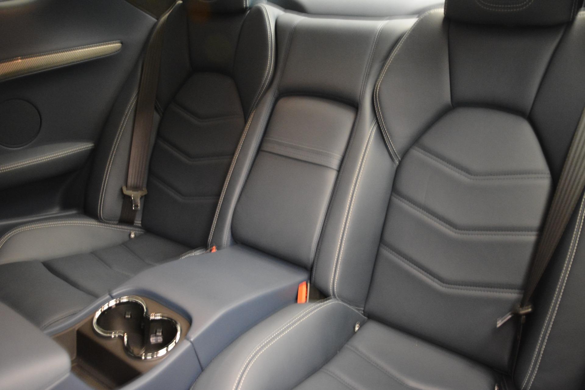 Used 2016 Maserati GranTurismo Sport For Sale In Westport, CT 2021_p18