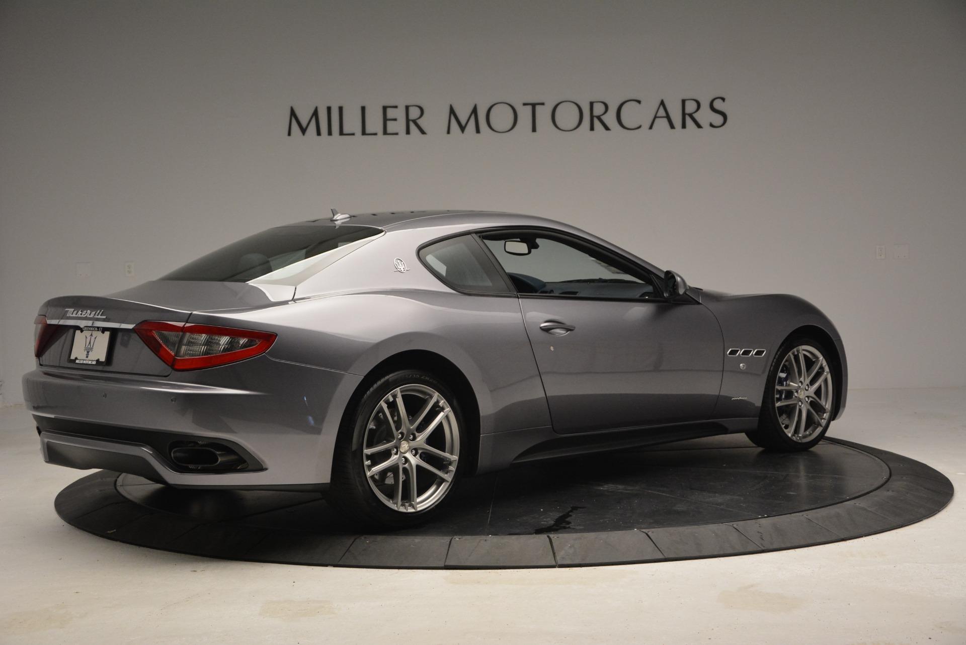 Used 2016 Maserati GranTurismo Sport For Sale In Westport, CT 2021_p9