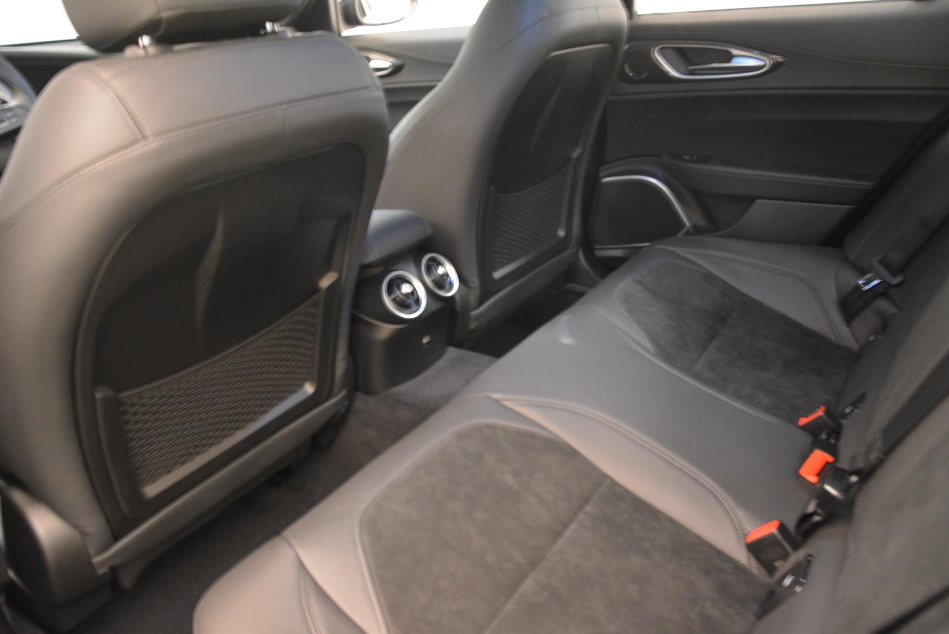 New 2018 Alfa Romeo Giulia Quadrifoglio For Sale In Westport, CT 2022_p16