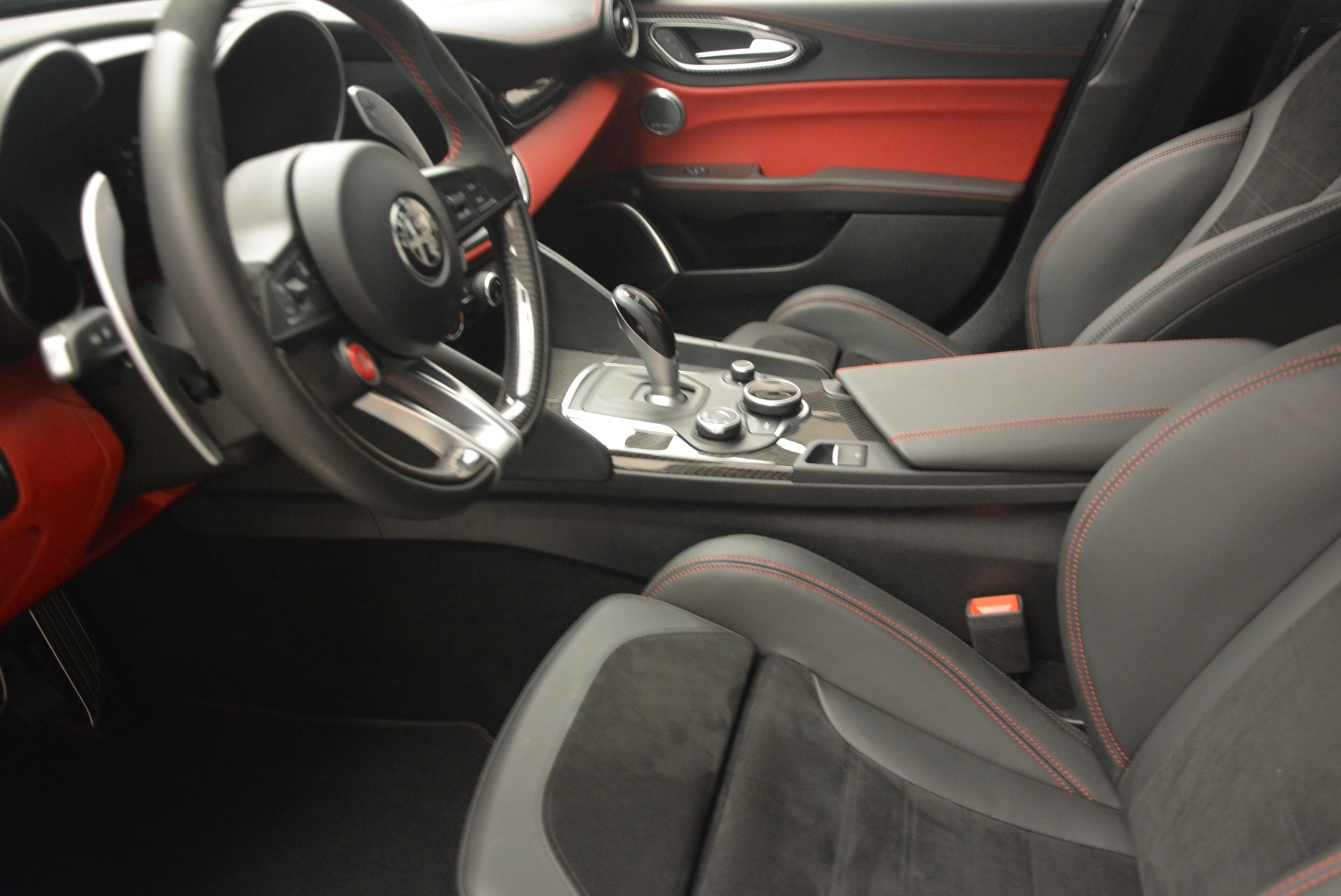 New 2018 Alfa Romeo Giulia Quadrifoglio For Sale In Westport, CT 2024_p14