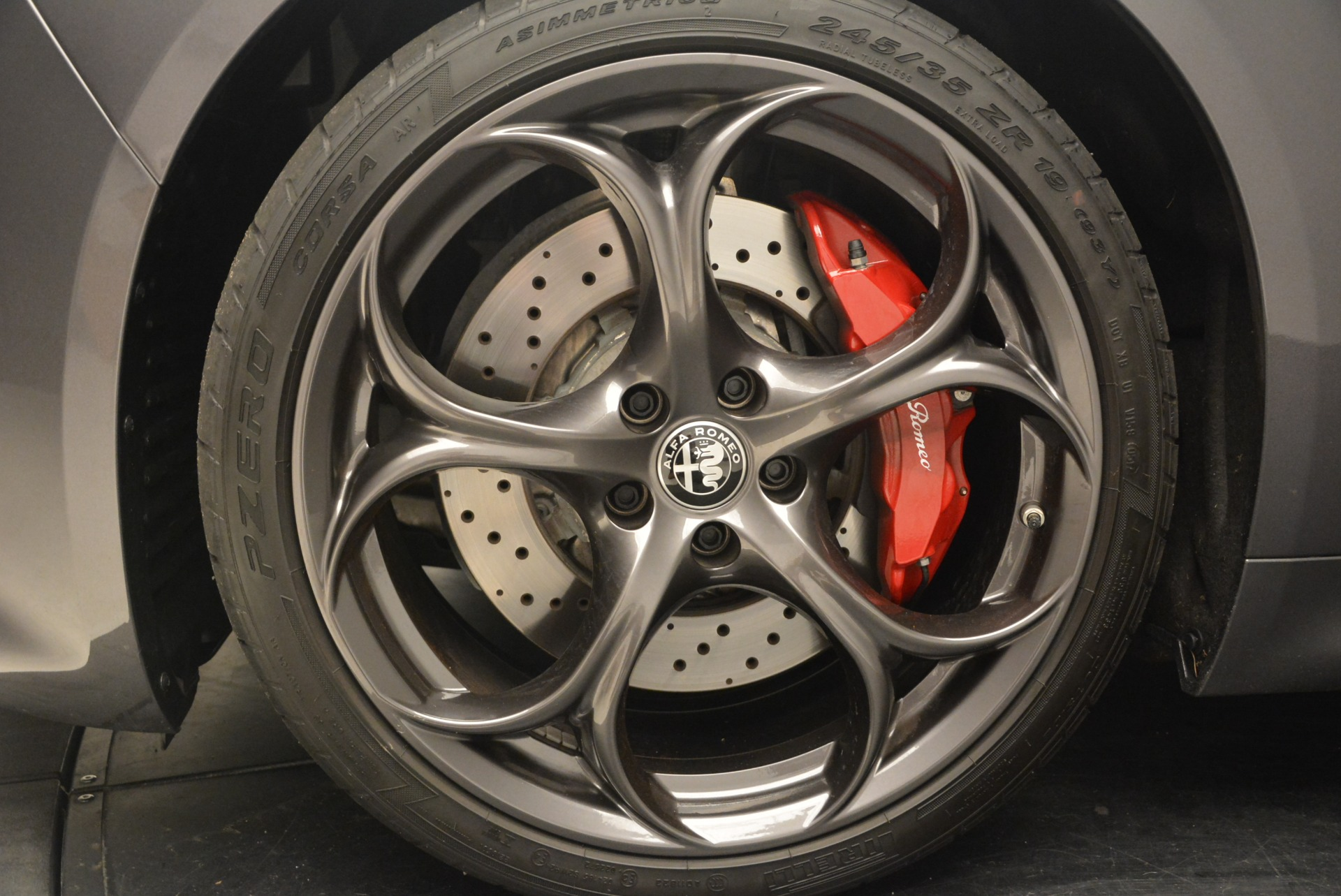 New 2018 Alfa Romeo Giulia Quadrifoglio For Sale In Westport, CT 2024_p21