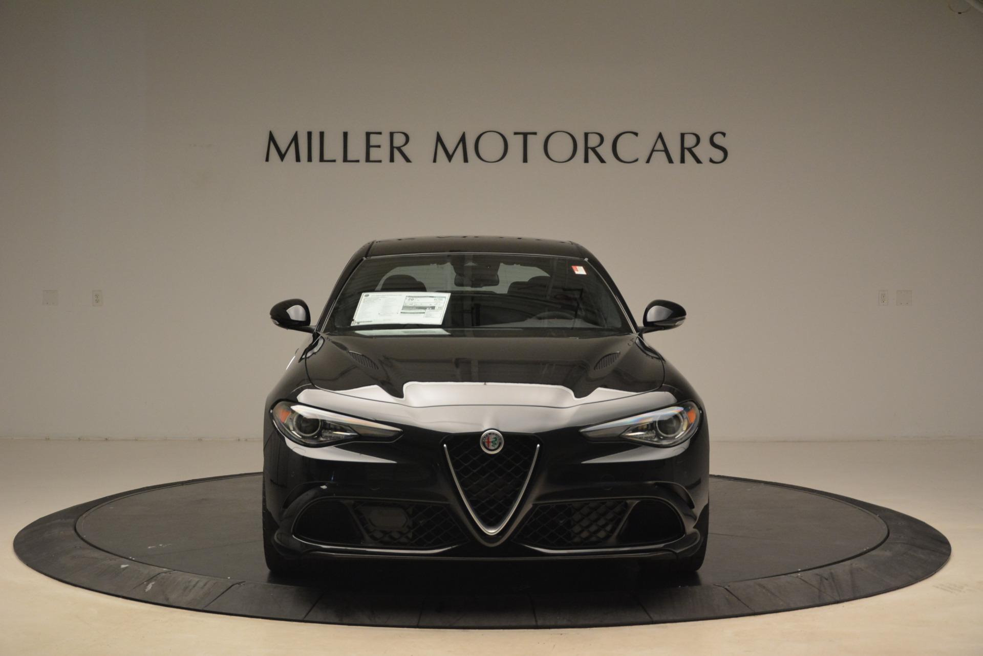 New 2018 Alfa Romeo Giulia Quadrifoglio For Sale In Westport, CT 2025_p12