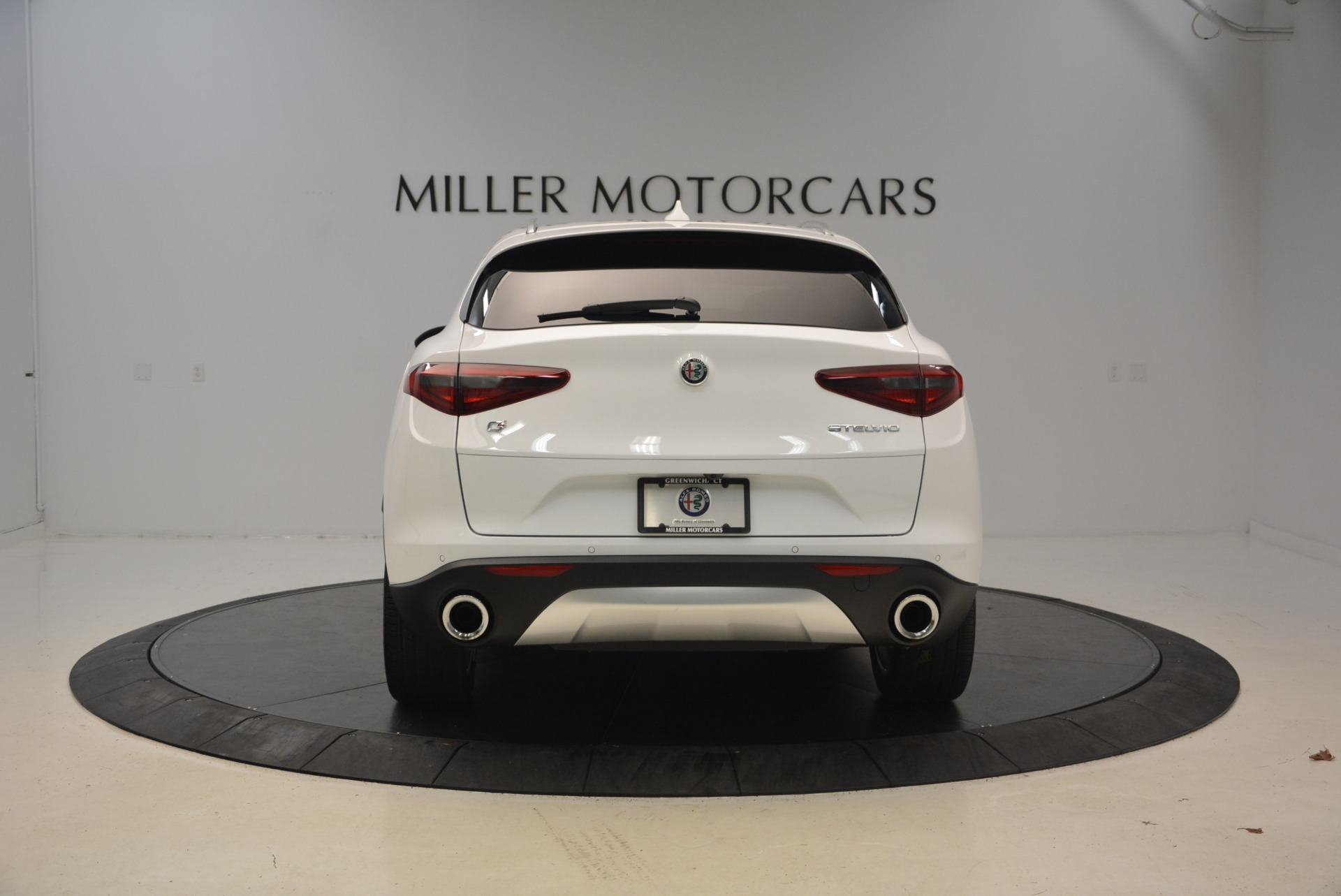 New 2018 Alfa Romeo Stelvio Ti Q4 For Sale In Westport, CT 2027_p6