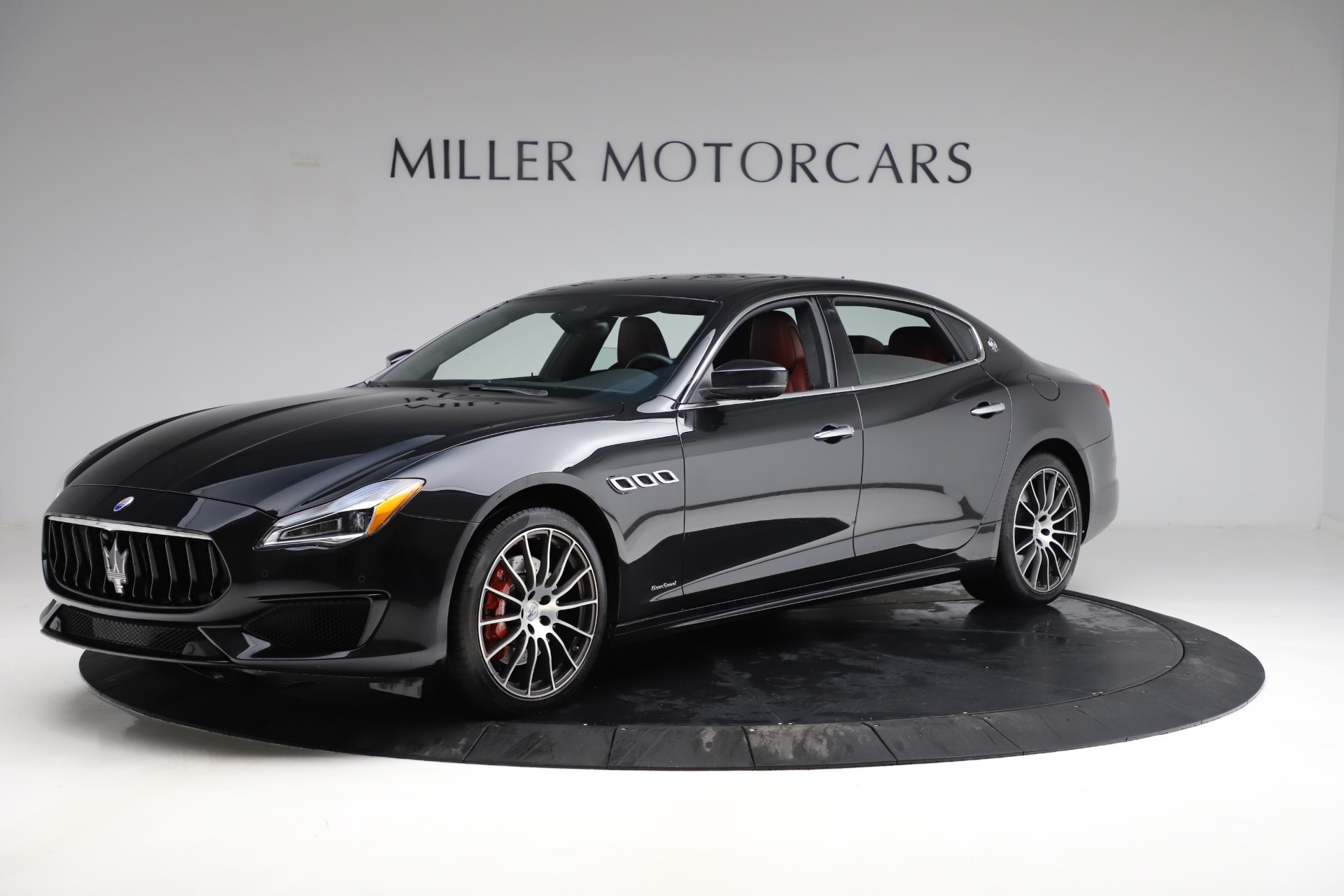 New 2018 Maserati Quattroporte S Q4 GranSport For Sale In Westport, CT 2029_p2
