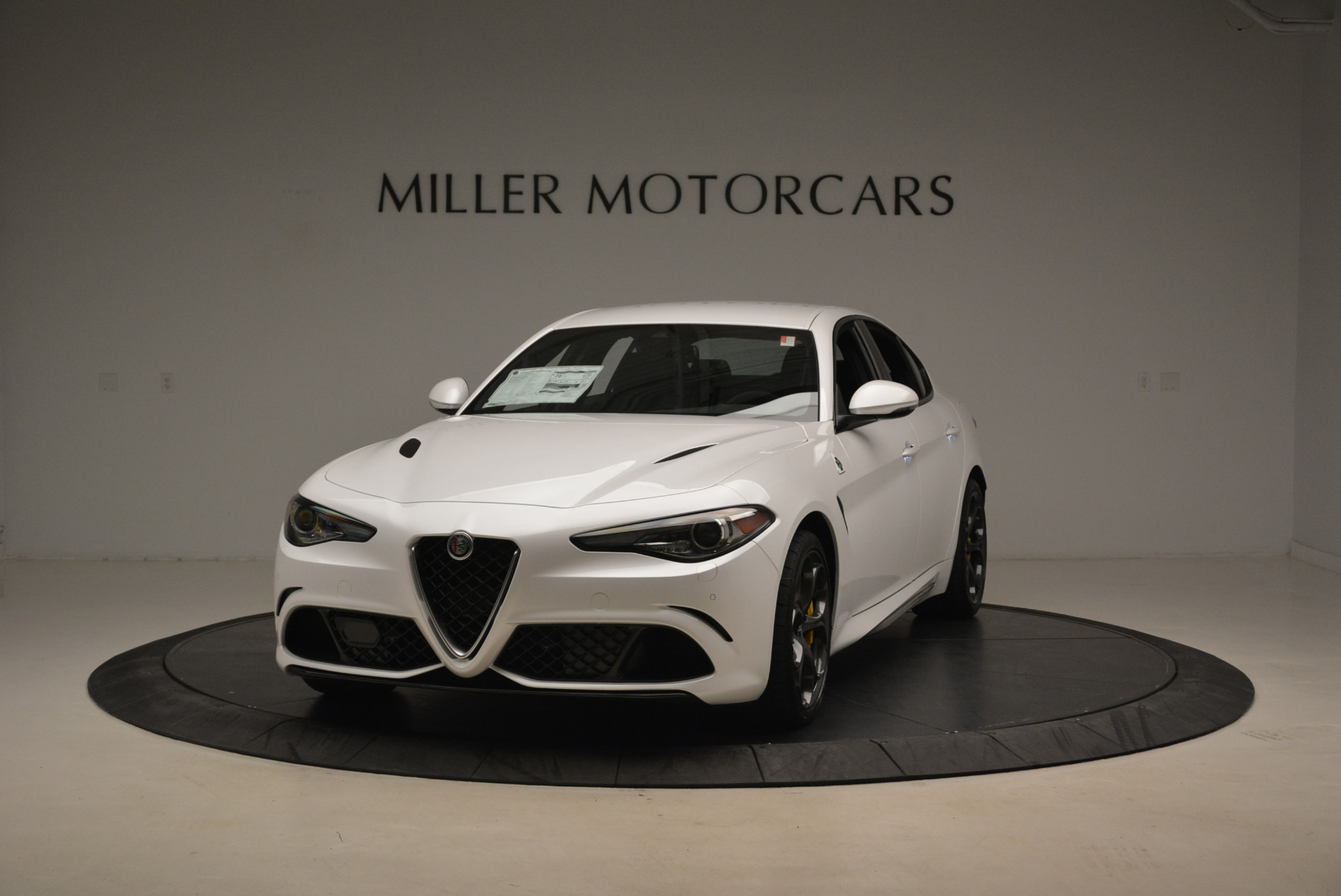 Alfa Romeo Giulia Quadrifoglio Stock LW For Sale Near - New alfa romeo for sale