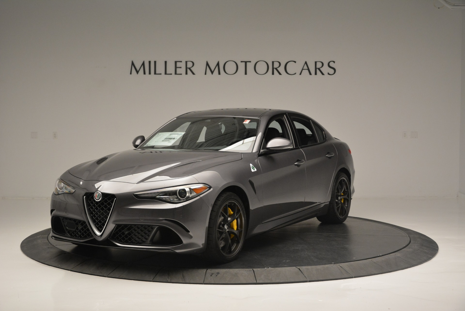 Alfa Romeo Giulia Quadrifoglio Stock LW For Sale Near - Www alfa romeo
