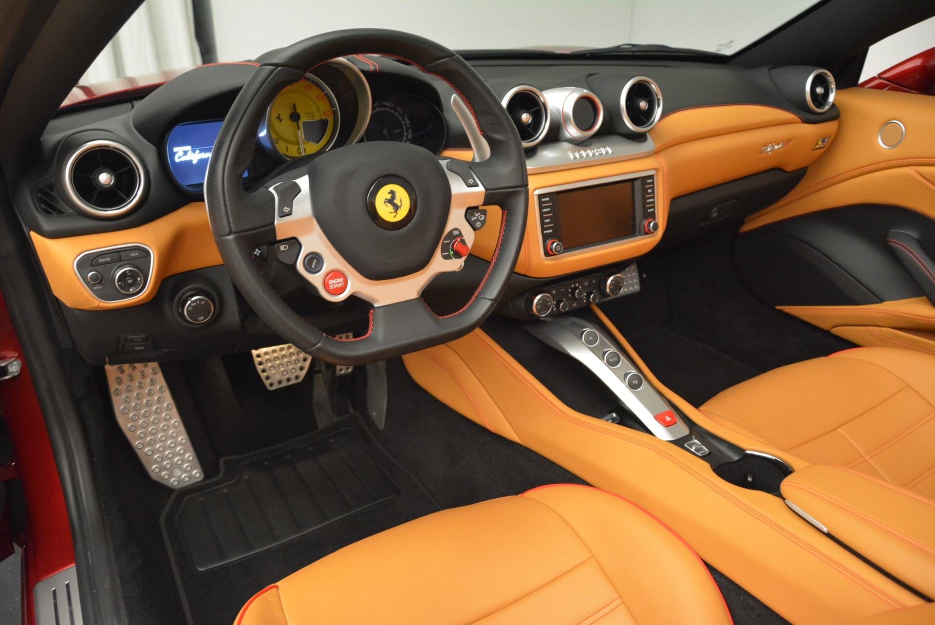 Used 2015 Ferrari California T  For Sale In Westport, CT 2033_p25