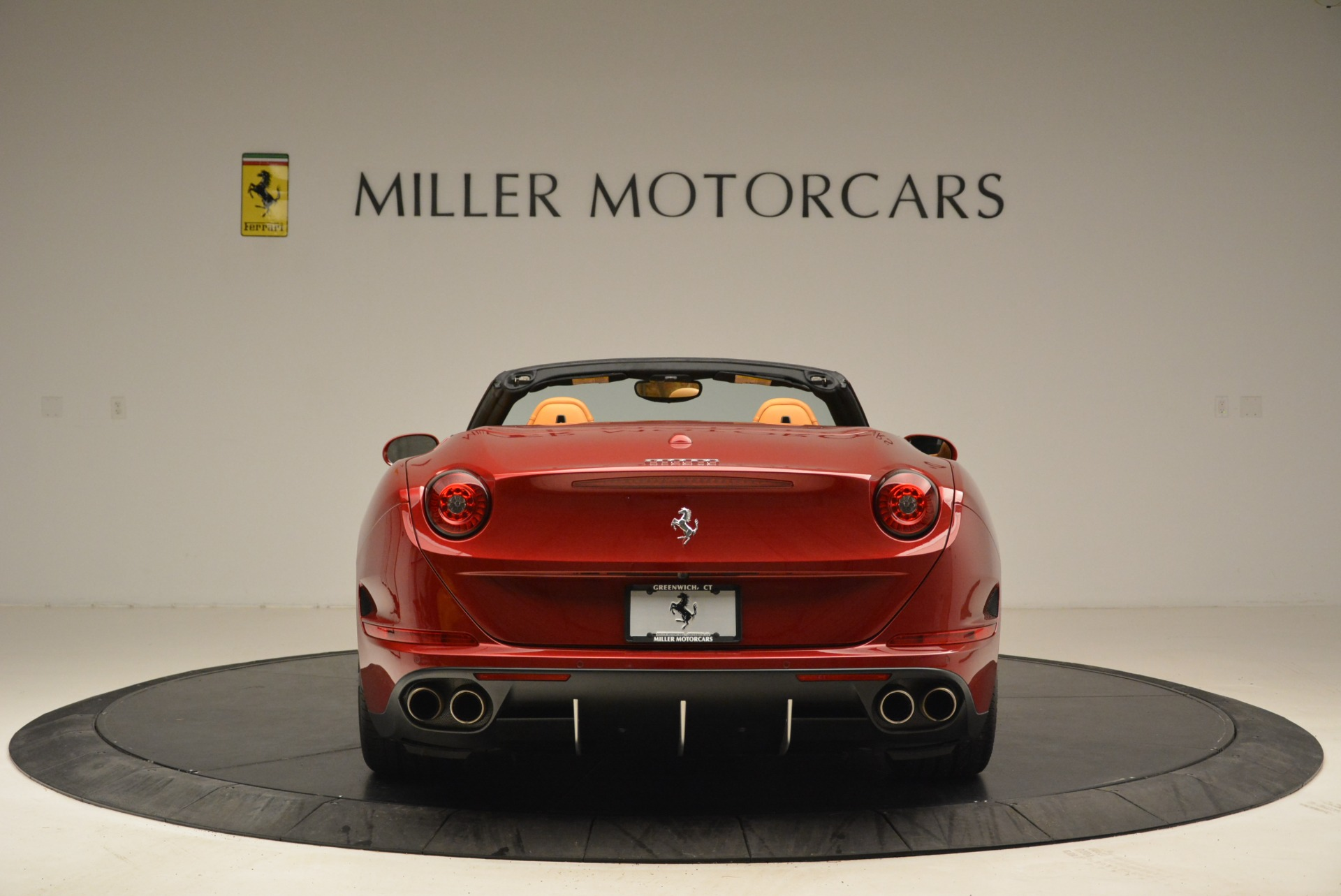 Used 2015 Ferrari California T  For Sale In Westport, CT 2033_p6