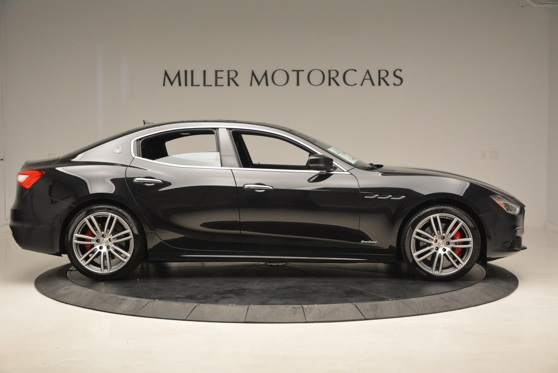 New 2018 Maserati Ghibli S Q4 Gransport For Sale In Westport, CT 2036_p9