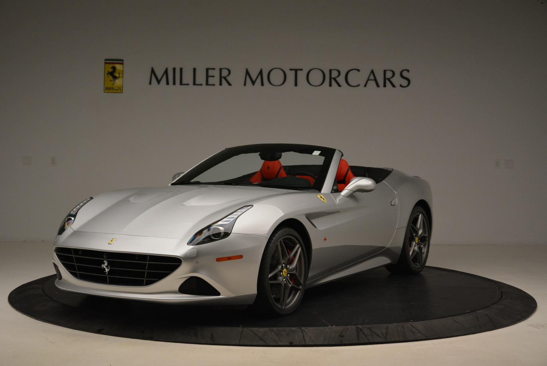 Used 2017 Ferrari California T Handling Speciale For Sale In Westport, CT 2037_main