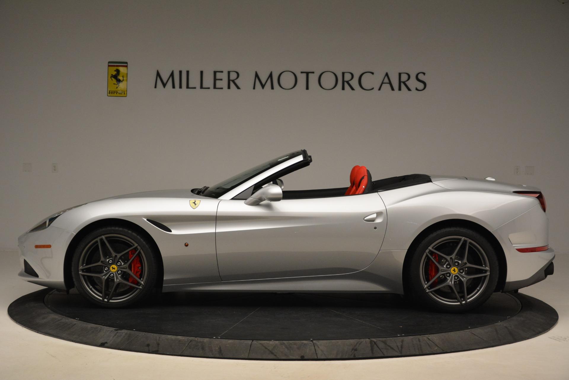 Used 2017 Ferrari California T Handling Speciale For Sale In Westport, CT 2037_p3