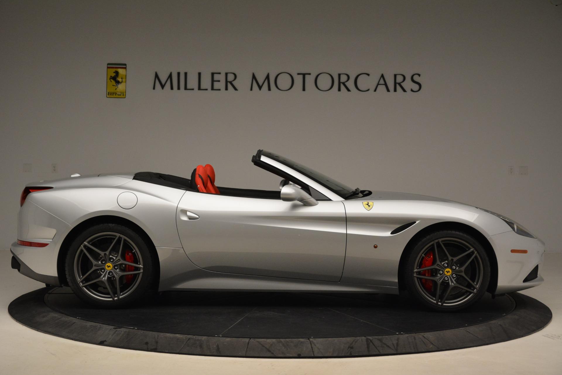 Used 2017 Ferrari California T Handling Speciale For Sale In Westport, CT 2037_p9