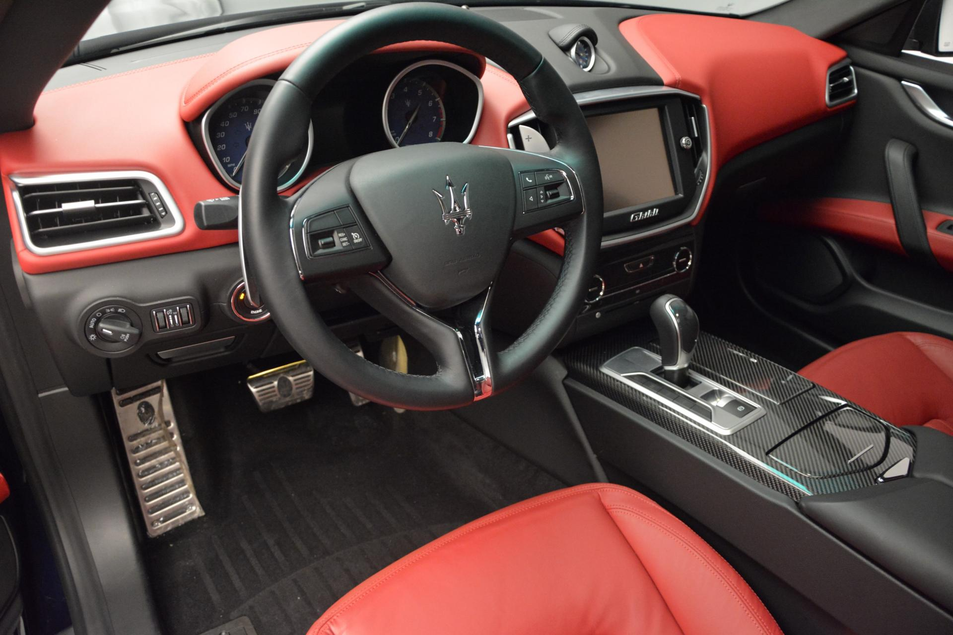 New 2016 Maserati Ghibli S Q4 For Sale In Westport, CT 204_p14