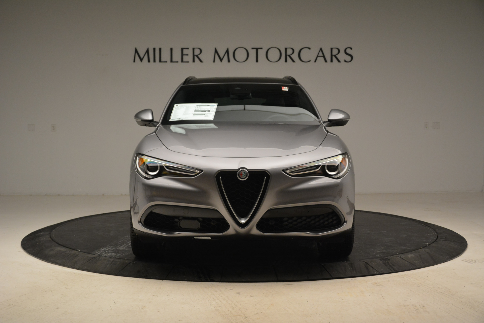 New 2018 Alfa Romeo Stelvio Ti Sport Q4 For Sale In Westport, CT 2040_p12