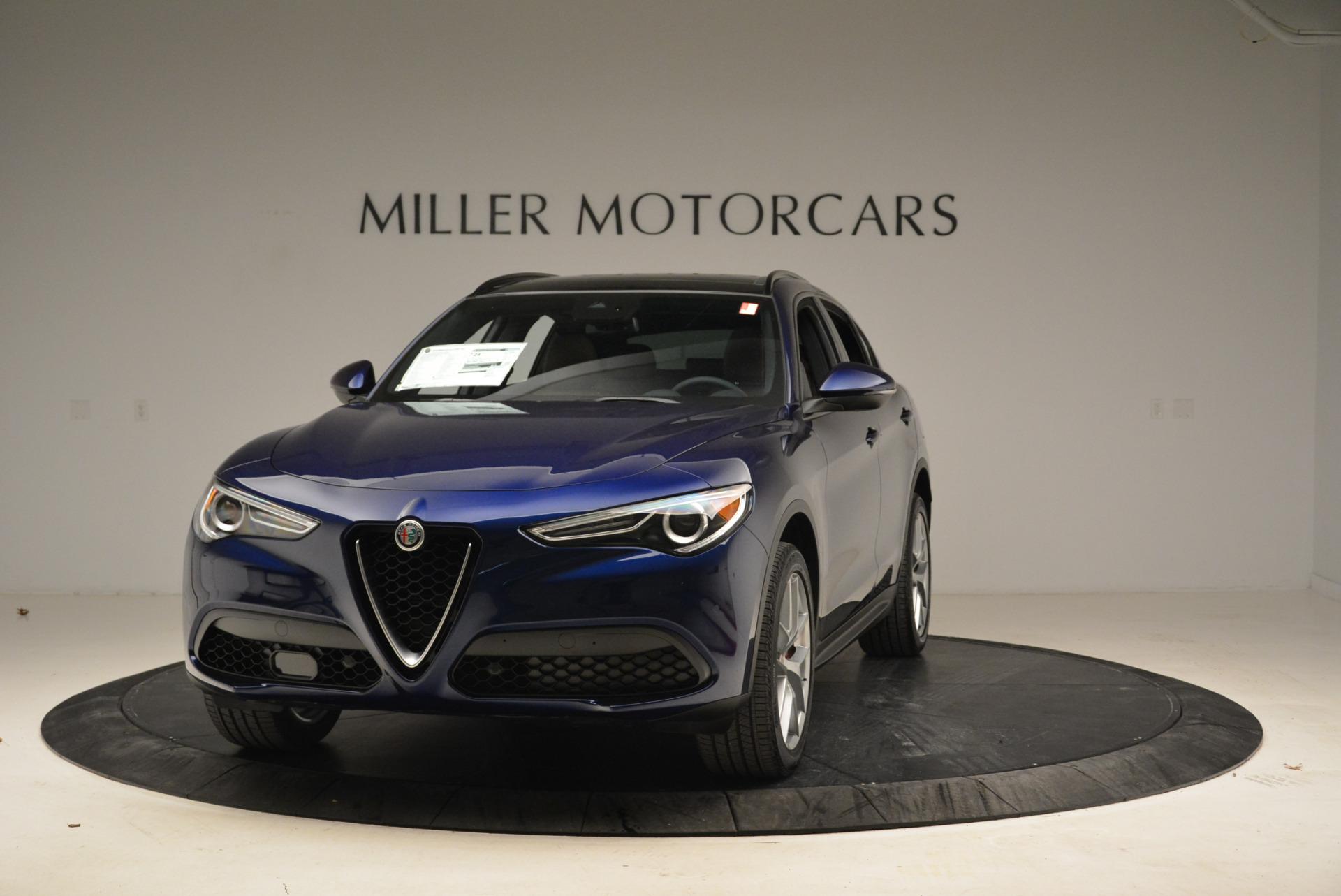New 2018 Alfa Romeo Stelvio Ti Sport Q4 For Sale In Westport, CT 2042_main